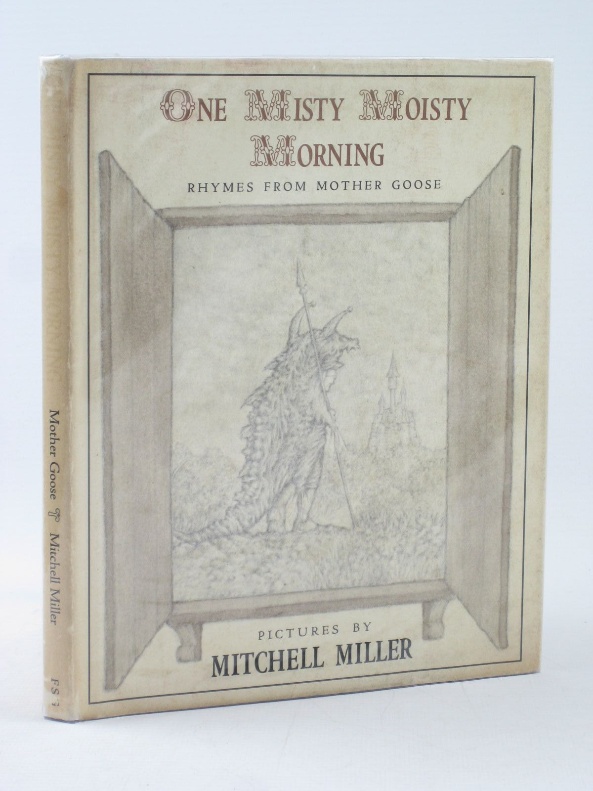 Photo of ONE MISTY MOISTY MORNING illustrated by Miller, Mitchell published by Farrar, Straus & Giroux (STOCK CODE: 1311661)  for sale by Stella & Rose's Books
