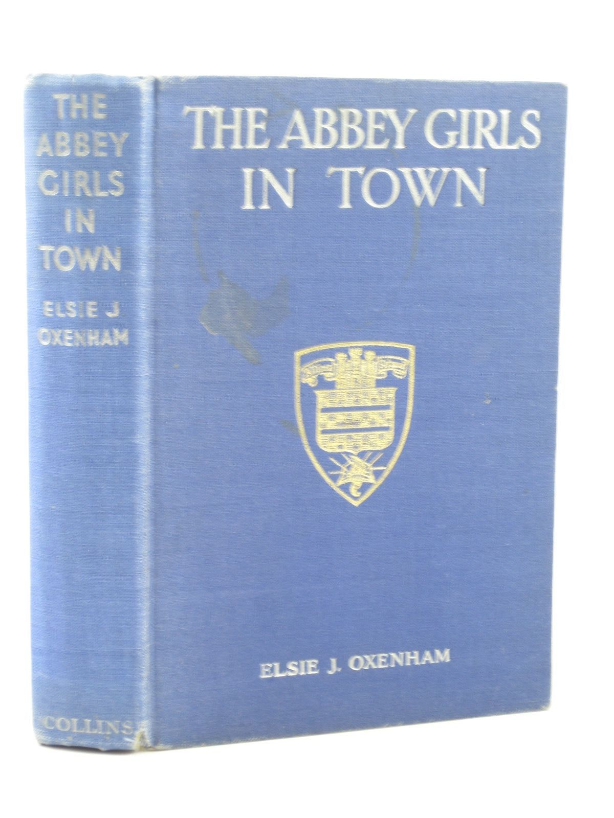 Photo of THE ABBEY GIRLS IN TOWN written by Oxenham, Elsie J. published by Collins (STOCK CODE: 1311758)  for sale by Stella & Rose's Books
