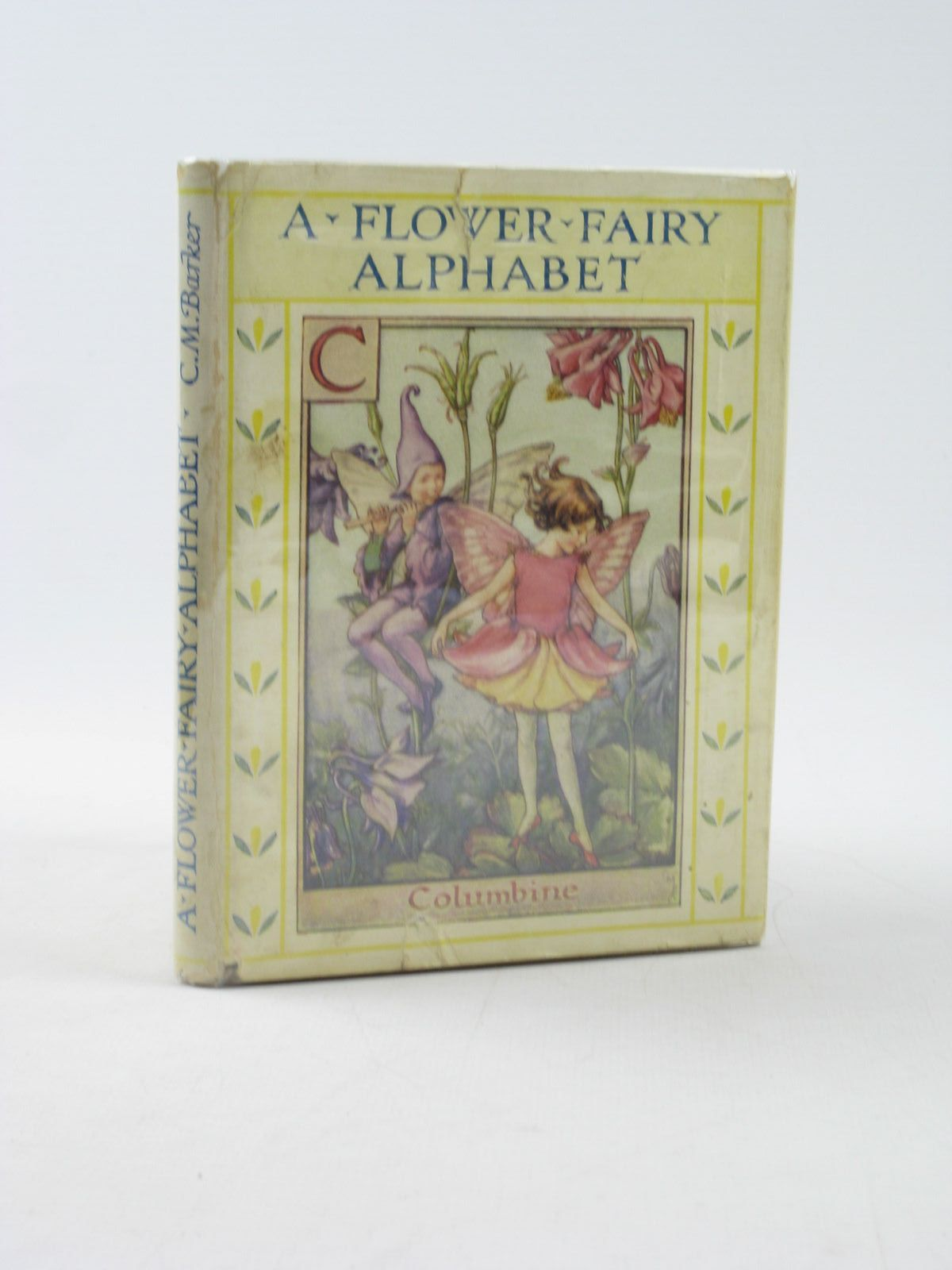 Photo of A FLOWER FAIRY ALPHABET