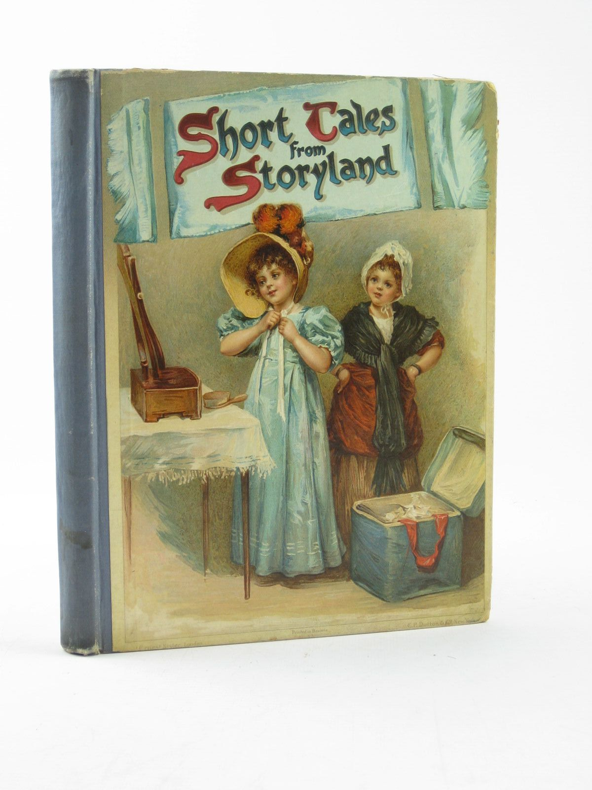 Photo of SHORT TALES FROM STORYLAND written by Everett-Green, Evelyn illustrated by Lucas, Mrs Seymour<br />Lance, Eveline published by Ernest Nister, E.P. Dutton & Co. (STOCK CODE: 1311841)  for sale by Stella & Rose's Books