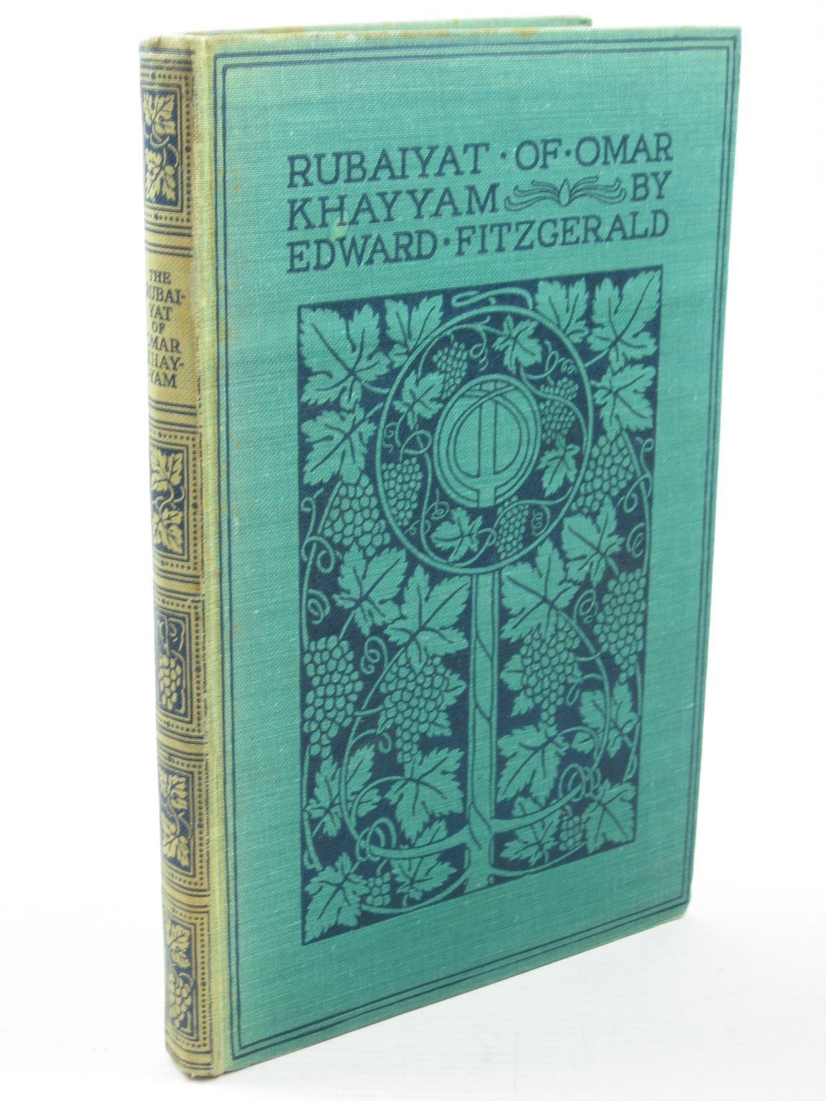 rubaiyat of omar khayyam Follow this link to see the latest news about rubaiyat research and other activities subscribe to the blog by e-mail and join in the comment with your own posts this is the full text of the 75 quatrains published in fitzgerald's first edition of the rubaiyat of omar khayyam.