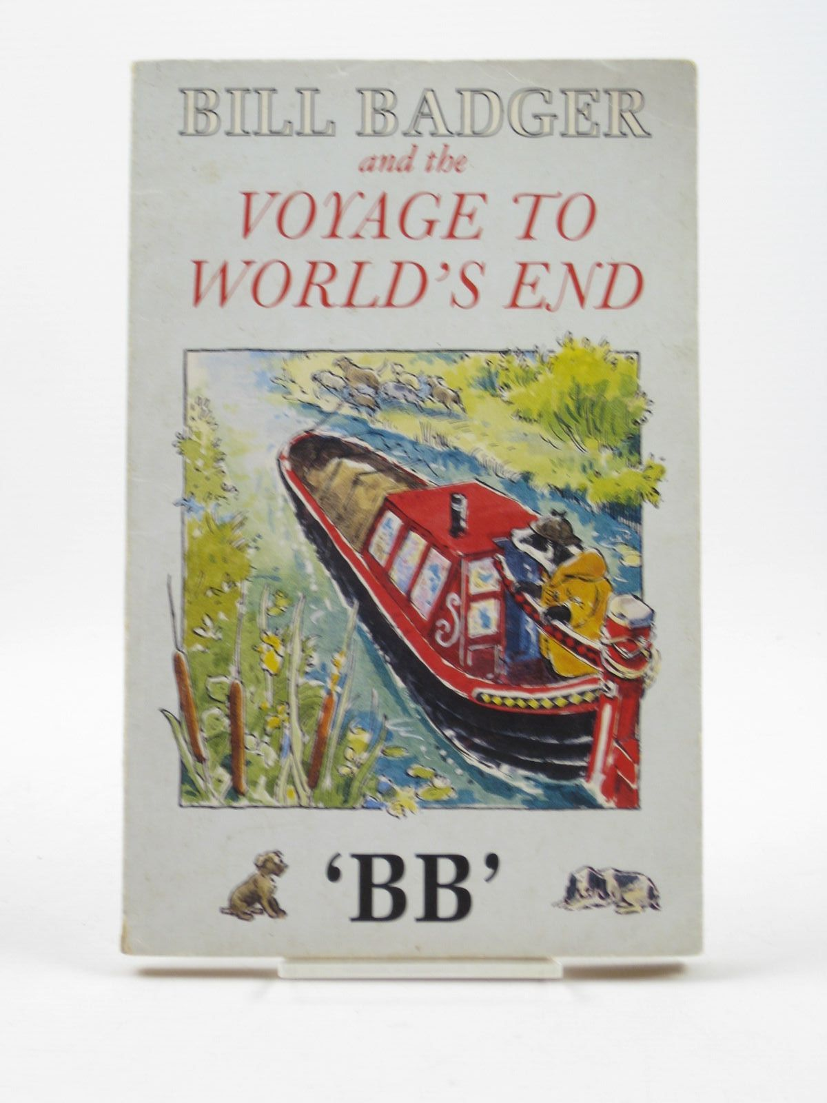 Photo of BILL BADGER AND THE VOYAGE TO WORLD'S END