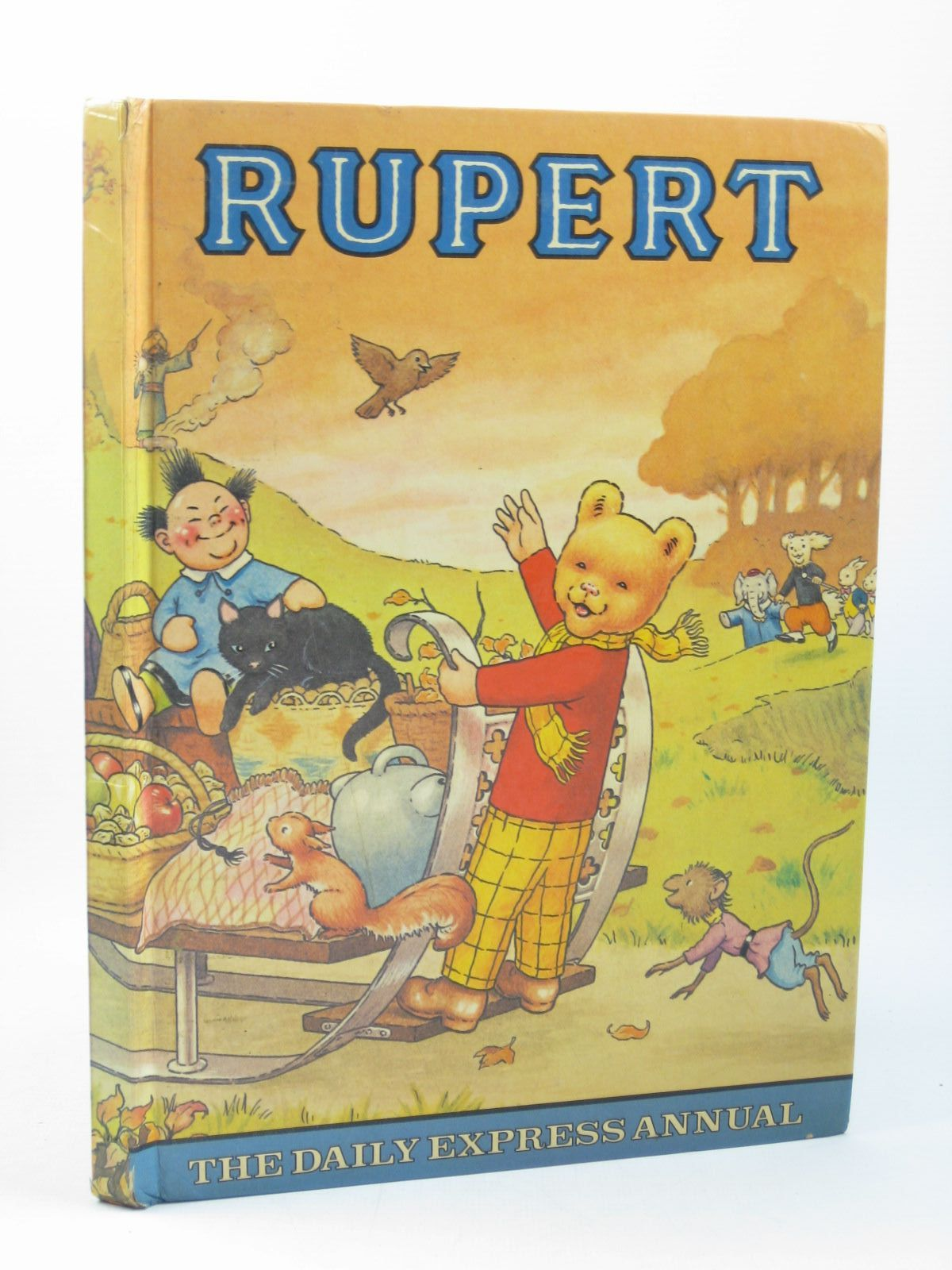 Photo of RUPERT ANNUAL 1978 illustrated by Harrold, John published by Daily Express (STOCK CODE: 1311915)  for sale by Stella & Rose's Books