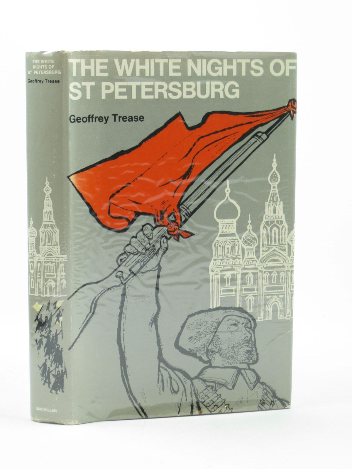 Photo of THE WHITE NIGHTS OF ST PETERSBURG written by Trease, Geoffrey illustrated by Stobbs, William published by Macmillan & Co. Ltd. (STOCK CODE: 1311943)  for sale by Stella & Rose's Books