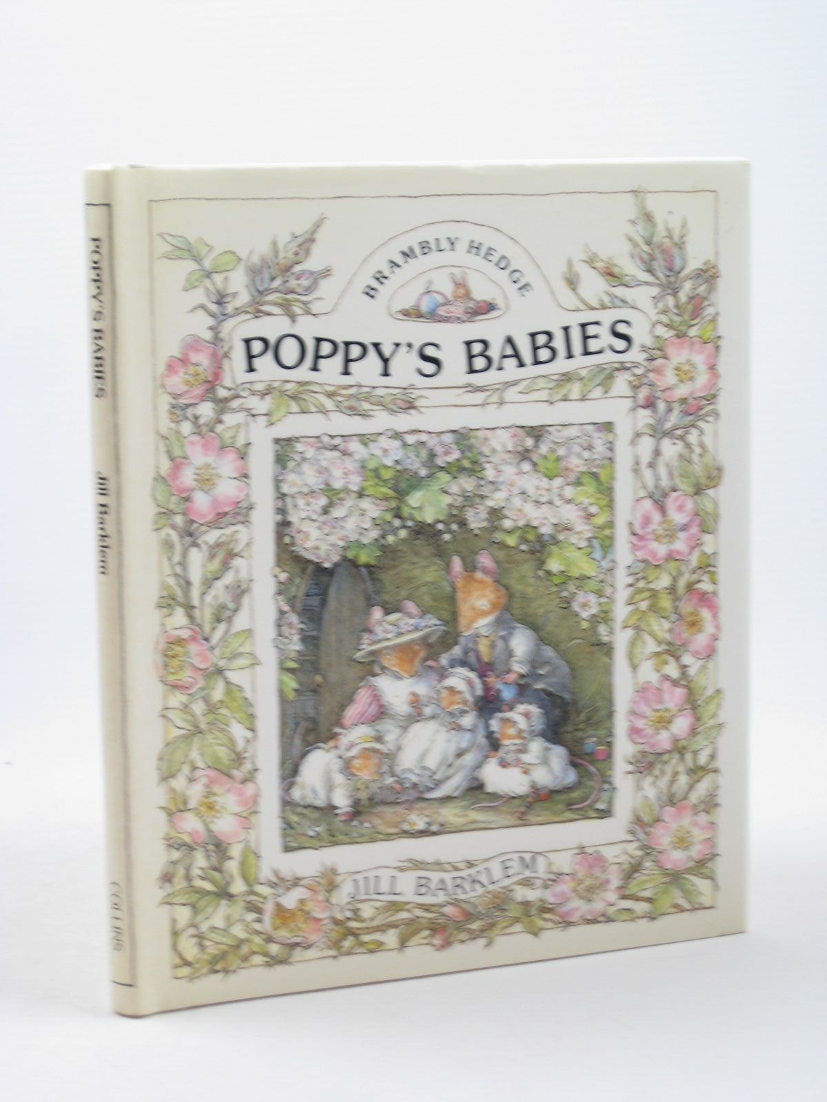 Photo of POPPY'S BABIES written by Barklem, Jill illustrated by Barklem, Jill published by Collins (STOCK CODE: 1312009)  for sale by Stella & Rose's Books