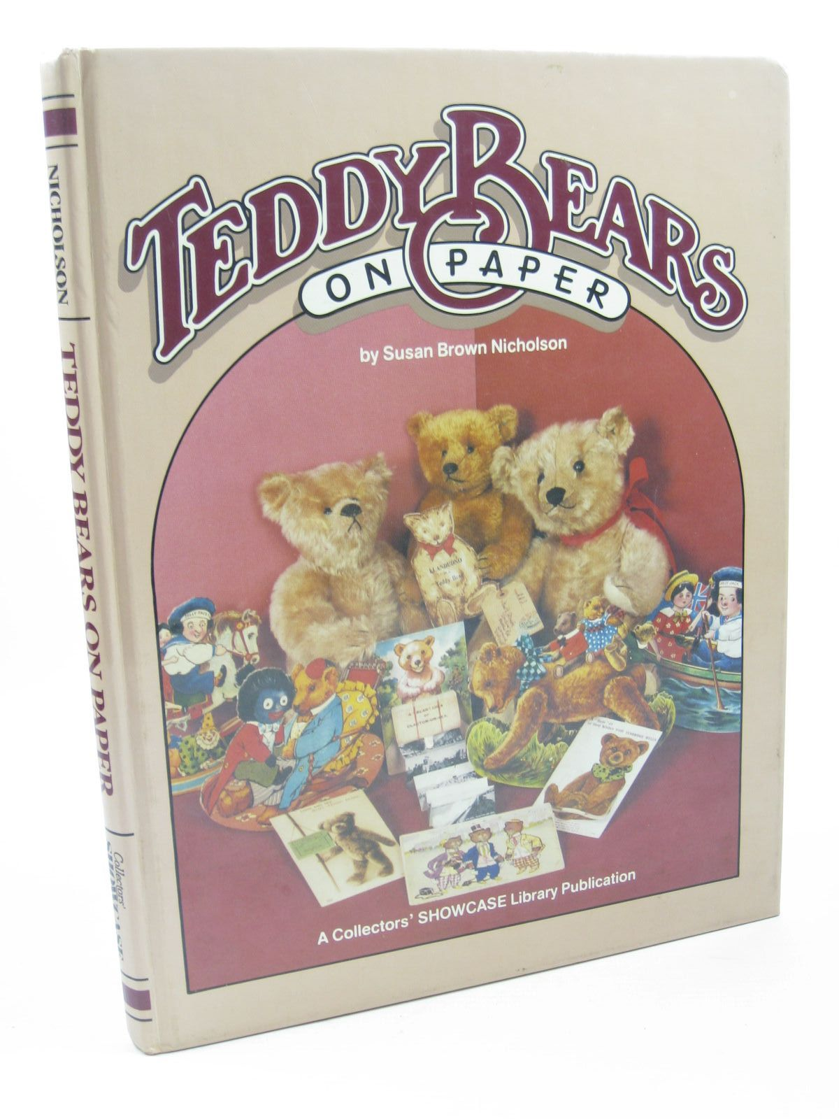 Photo of TEDDY BEARS ON PAPER