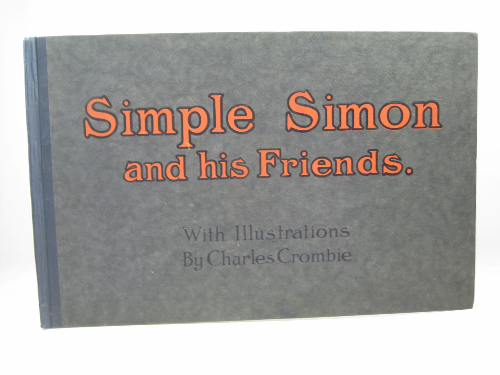 Photo of SIMPLE SIMON AND HIS FRIENDS illustrated by Crombie, Charles published by Greening & Co. Ltd. (STOCK CODE: 1312257)  for sale by Stella & Rose's Books