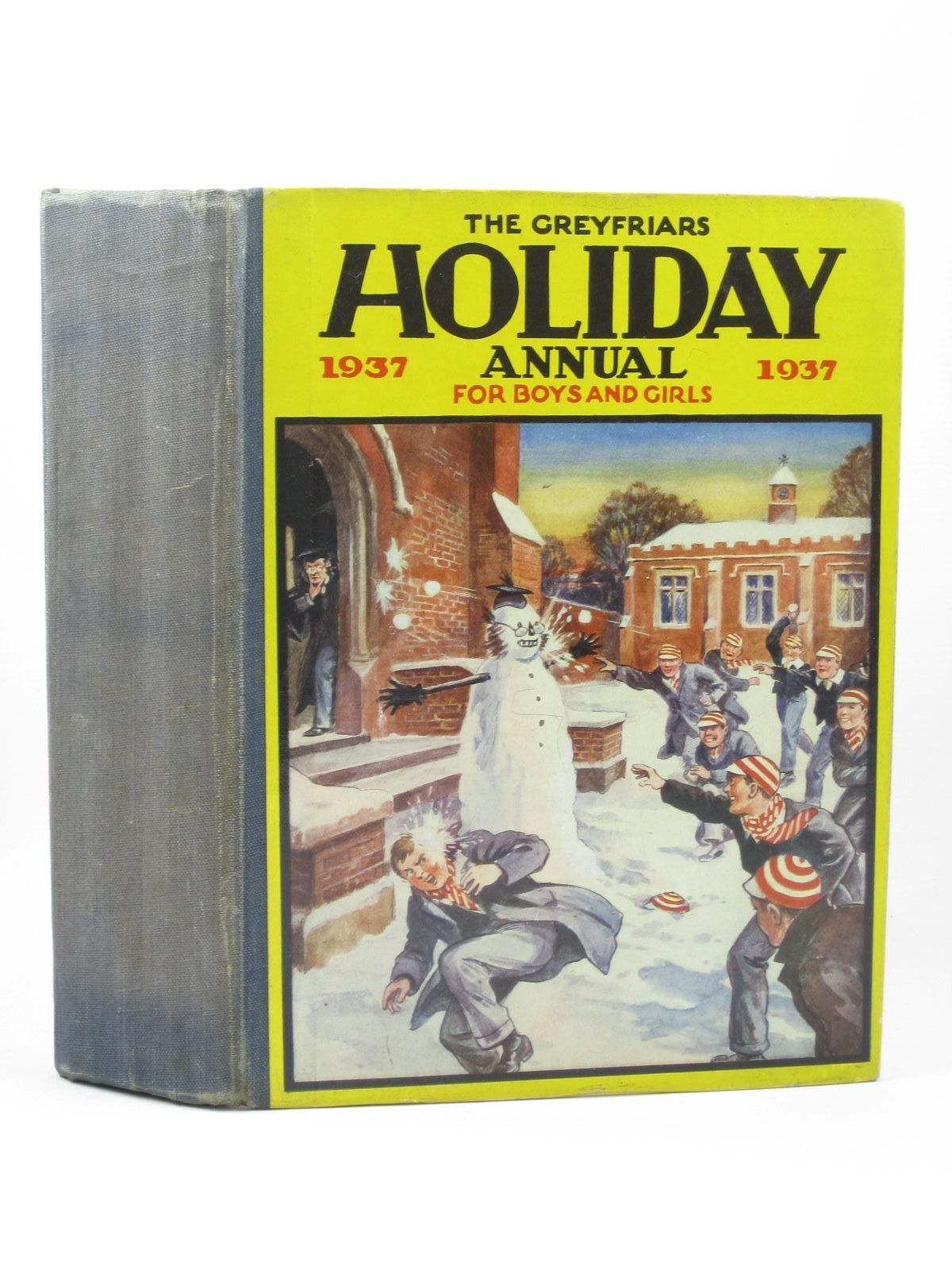 Photo of THE GREYFRIARS HOLIDAY ANNUAL 1937