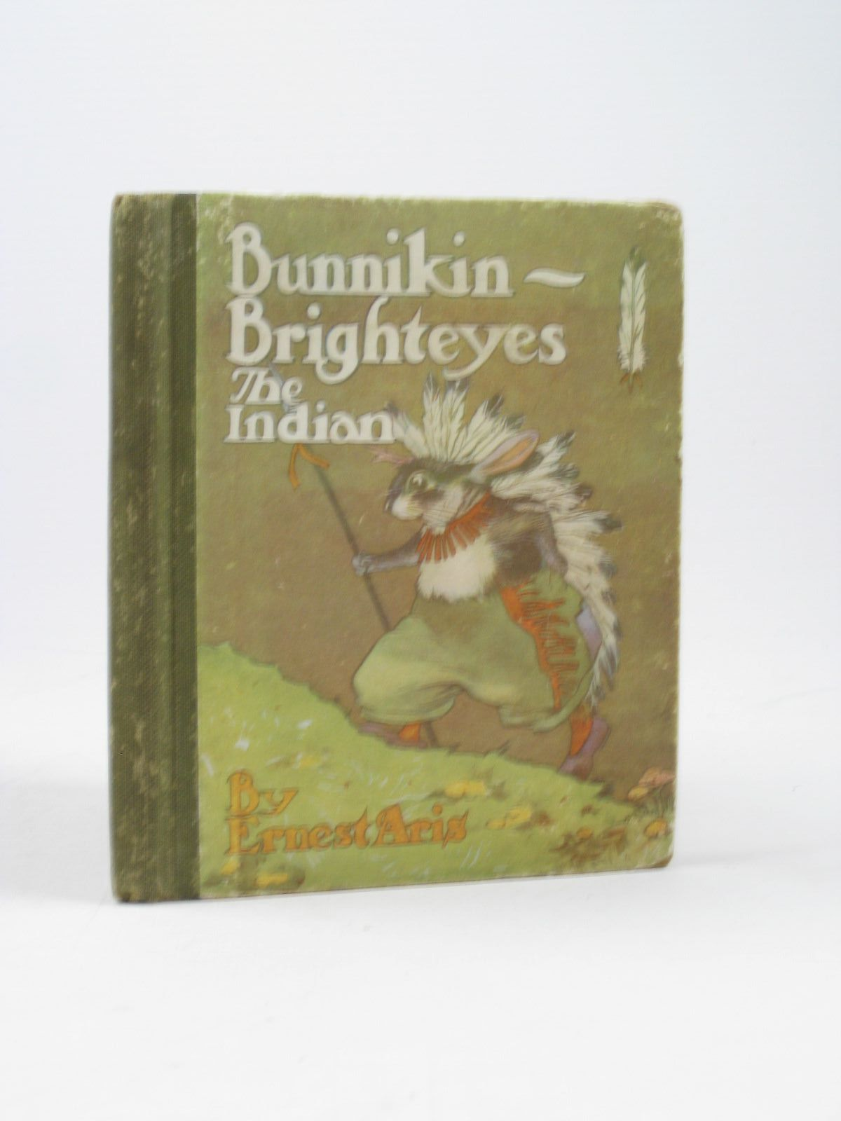 Photo of BUNNIKIN BRIGHTEYES THE INDIAN- Stock Number: 1312264