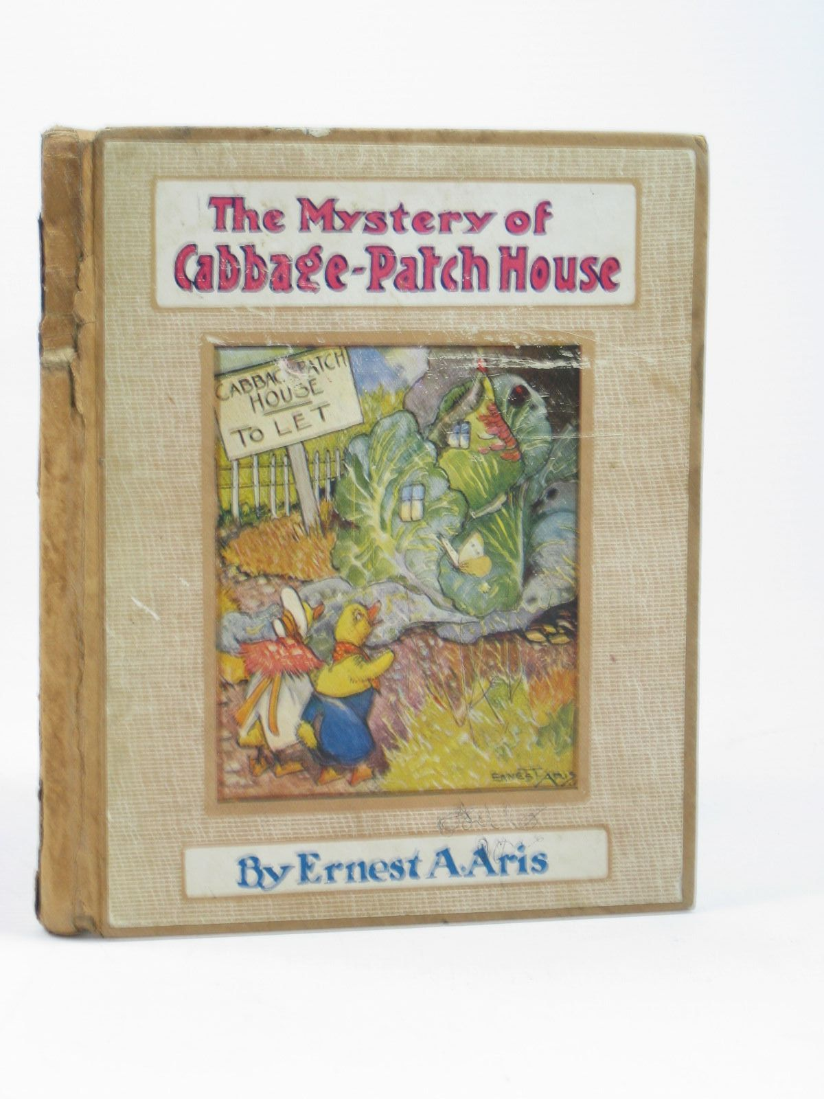 Photo of THE MYSTERY OF CABBAGE-PATCH HOUSE written by Aris, Ernest A. illustrated by Aris, Ernest A. published by Partridge (STOCK CODE: 1312267)  for sale by Stella & Rose's Books