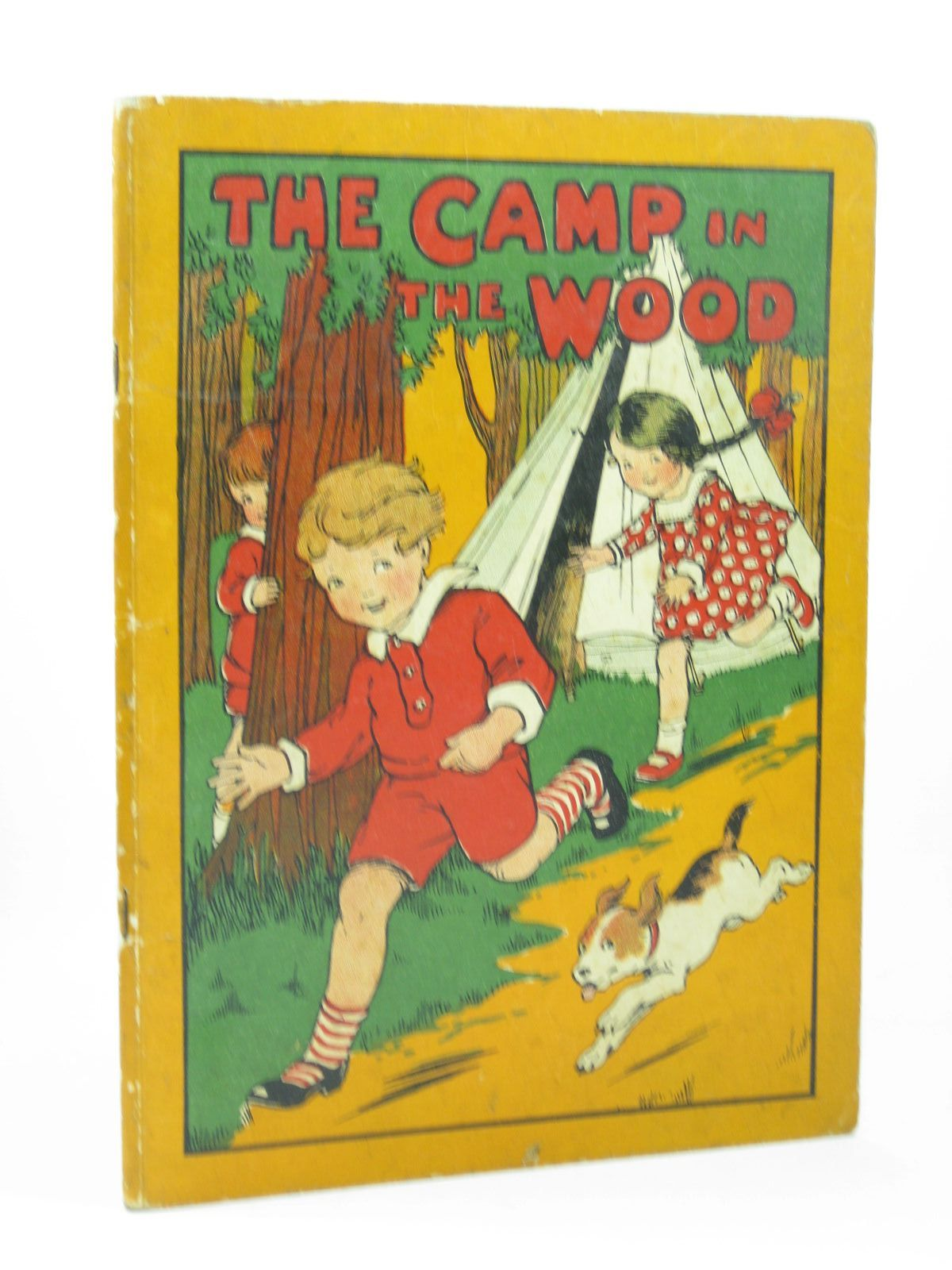 Photo of THE CAMP IN THE WOOD (STOCK CODE: 1312304)  for sale by Stella & Rose's Books