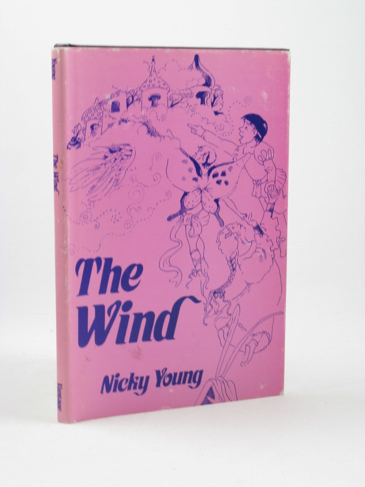 Photo of THE WIND written by Young, Nicky illustrated by Gartner, Kate published by Vantage Press (STOCK CODE: 1312315)  for sale by Stella & Rose's Books