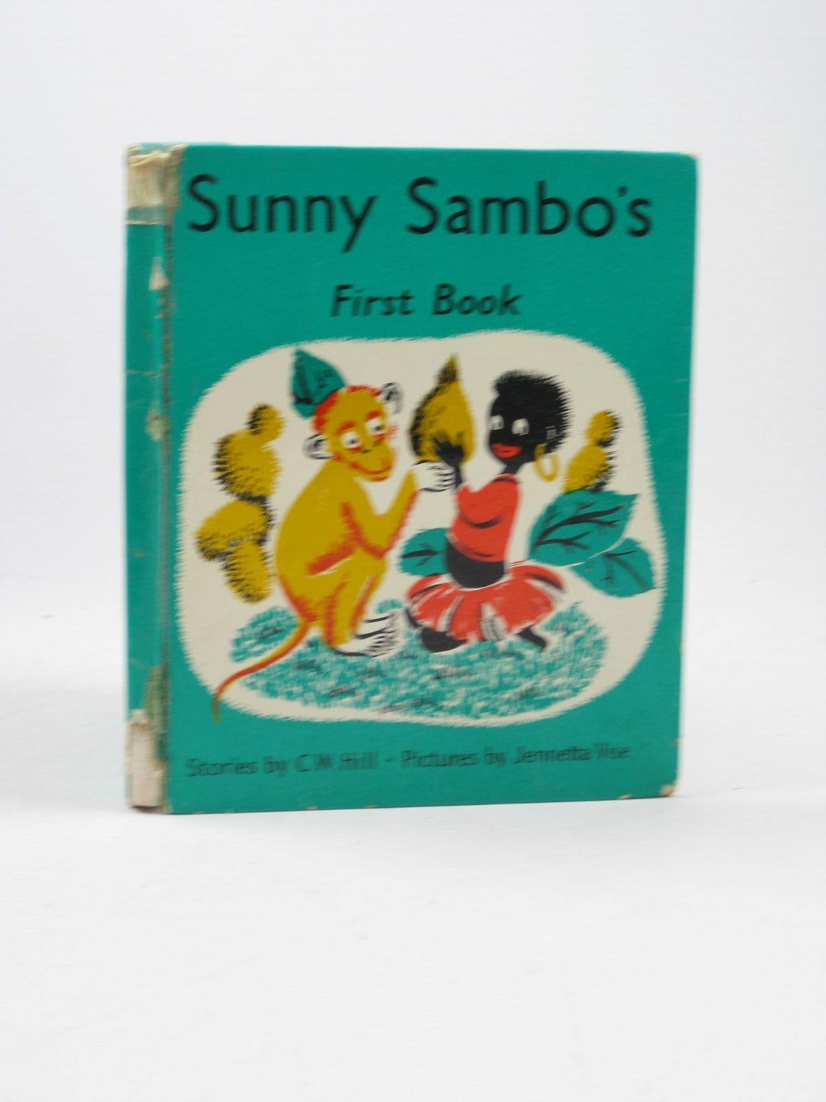 Photo of SUNNY SAMBO'S FIRST BOOK written by Hill, C.W. illustrated by Vise, Jennetta published by Frederick Warne & Co Ltd. (STOCK CODE: 1312317)  for sale by Stella & Rose's Books