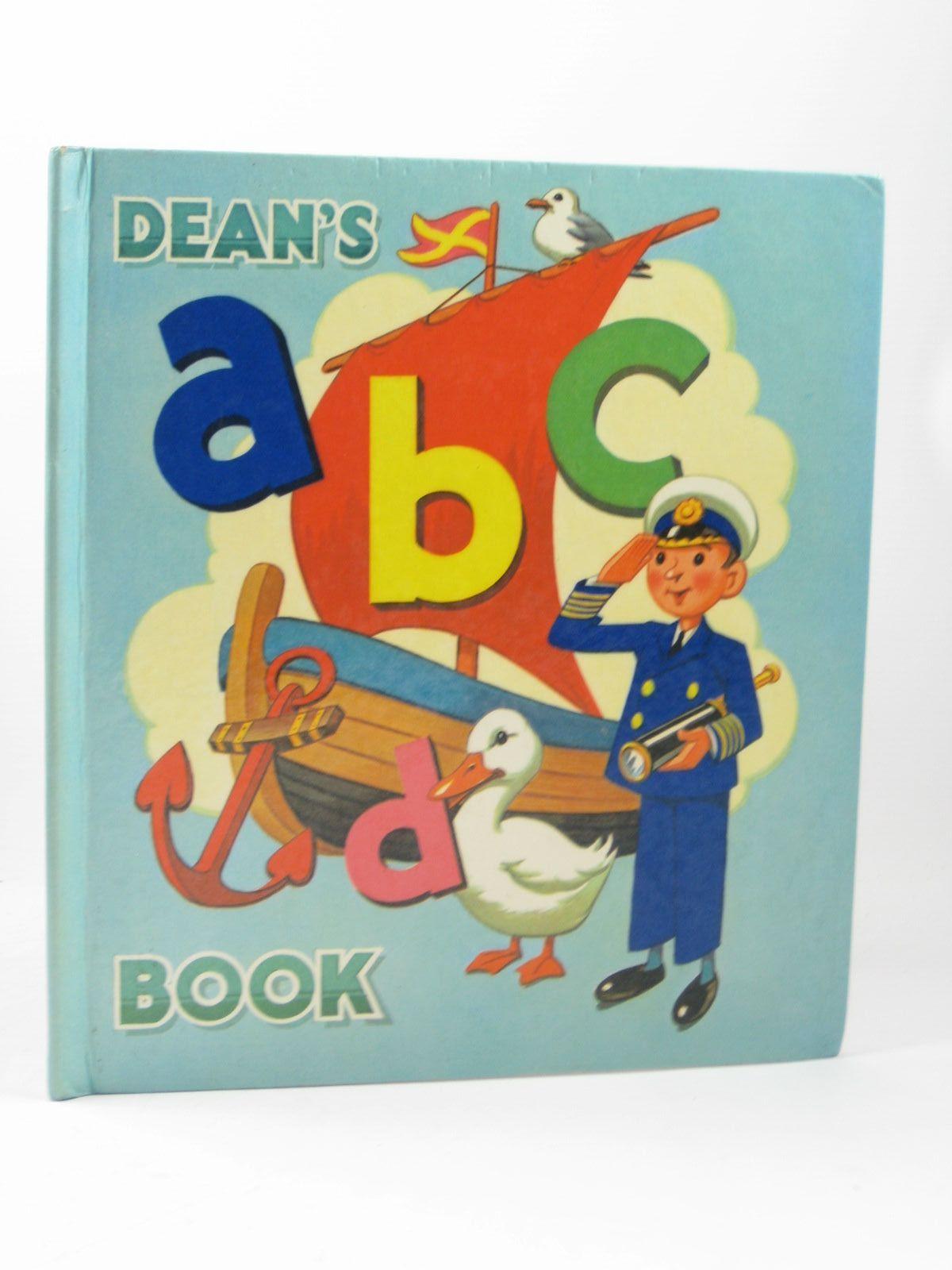 Photo of DEAN'S ABC BOOK
