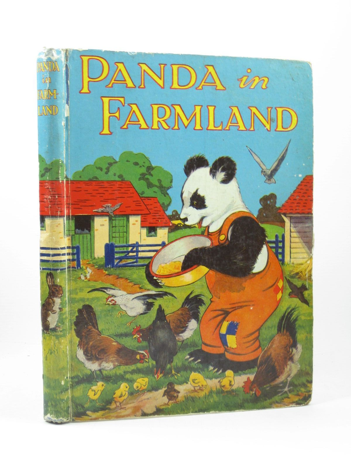 Photo of PANDA IN FARMLAND published by Juvenile Productions Ltd. (STOCK CODE: 1312392)  for sale by Stella & Rose's Books