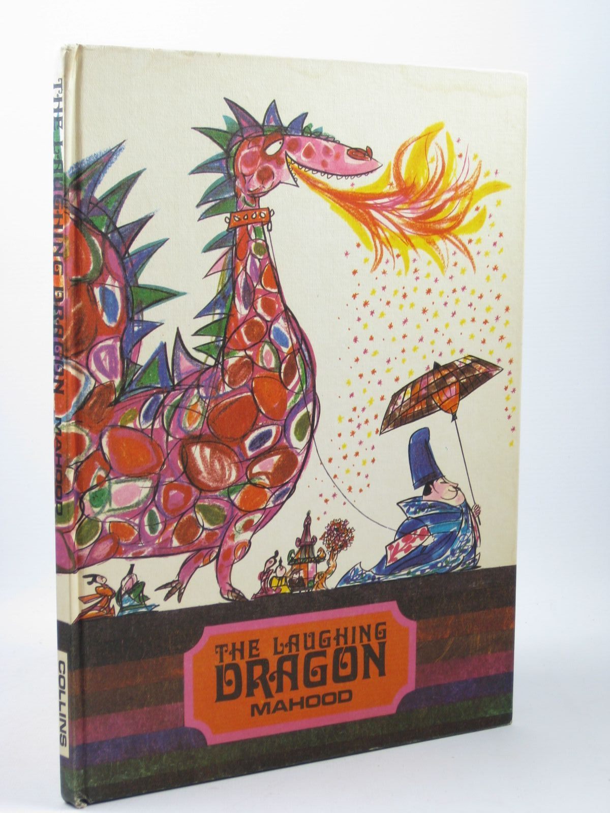 Photo of THE LAUGHING DRAGON written by Mahood, Kenneth illustrated by Mahood, Kenneth published by Collins (STOCK CODE: 1312401)  for sale by Stella & Rose's Books