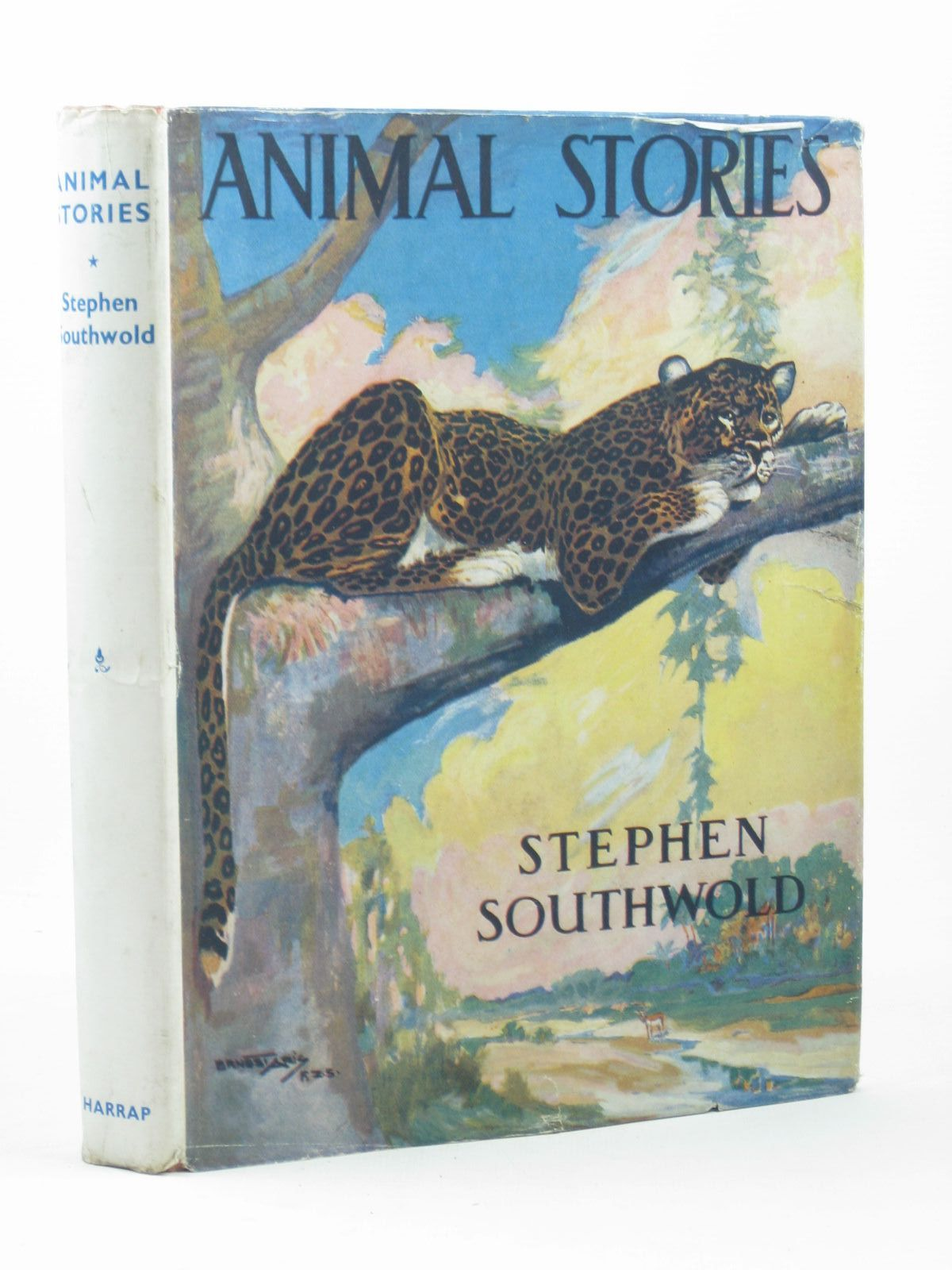 Photo of ANIMAL STORIES written by Southwold, Stephen illustrated by Appleton, Honor C.<br />Aris, Ernest A. published by George G. Harrap & Company Ltd. (STOCK CODE: 1312417)  for sale by Stella & Rose's Books