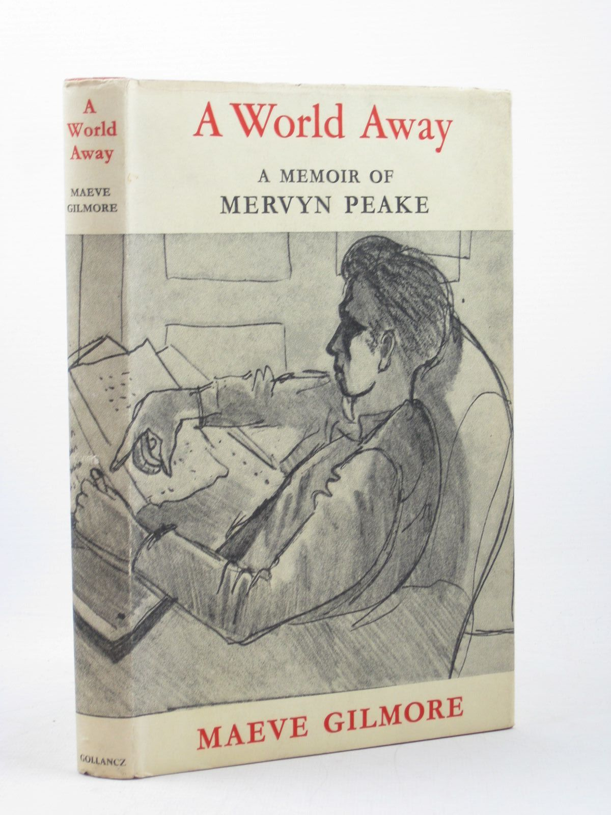 Photo of A WORLD AWAY written by Gilmore, Maeve illustrated by Peake, Mervyn published by Victor Gollancz Ltd. (STOCK CODE: 1312618)  for sale by Stella & Rose's Books