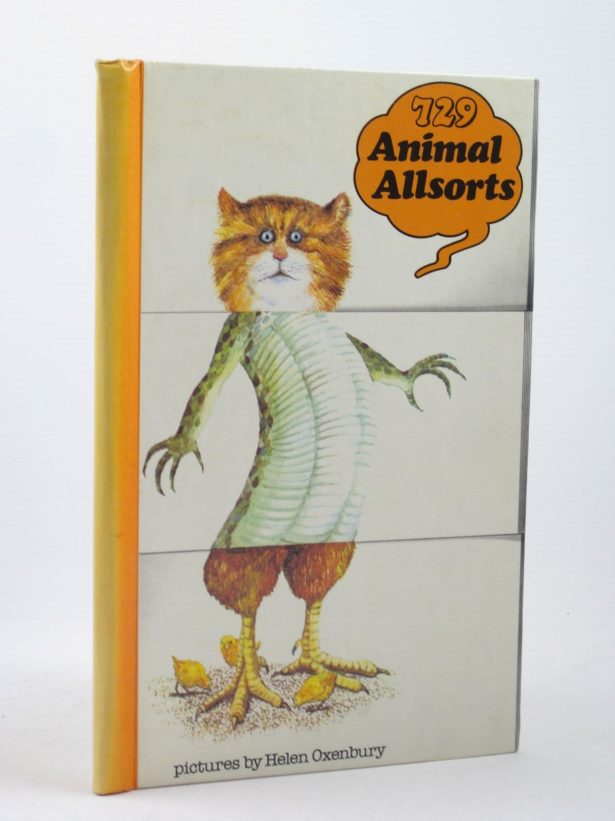 Photo of 729 ANIMAL ALLSORTS written by Oxenbury, Helen illustrated by Oxenbury, Helen published by Methuen, Walker Books (STOCK CODE: 1312621)  for sale by Stella & Rose's Books