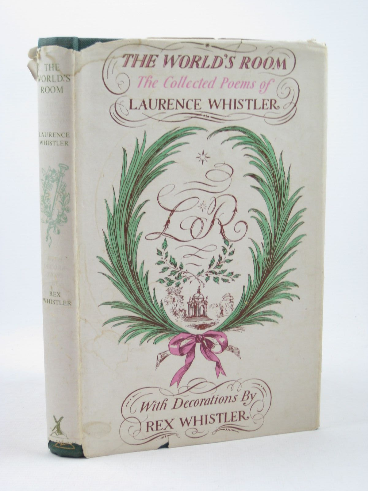 Photo of THE WORLD'S ROOM written by Whistler, Laurence illustrated by Whistler, Rex published by William Heinemann (STOCK CODE: 1312631)  for sale by Stella & Rose's Books