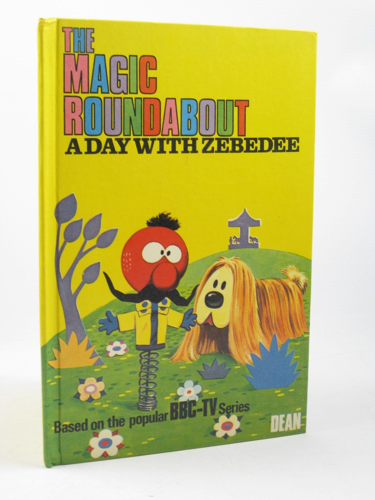 Photo of THE MAGIC ROUNDABOUT A DAY WITH ZEBEDEE written by Morey, Jane published by Dean & Son Ltd. (STOCK CODE: 1312644)  for sale by Stella & Rose's Books