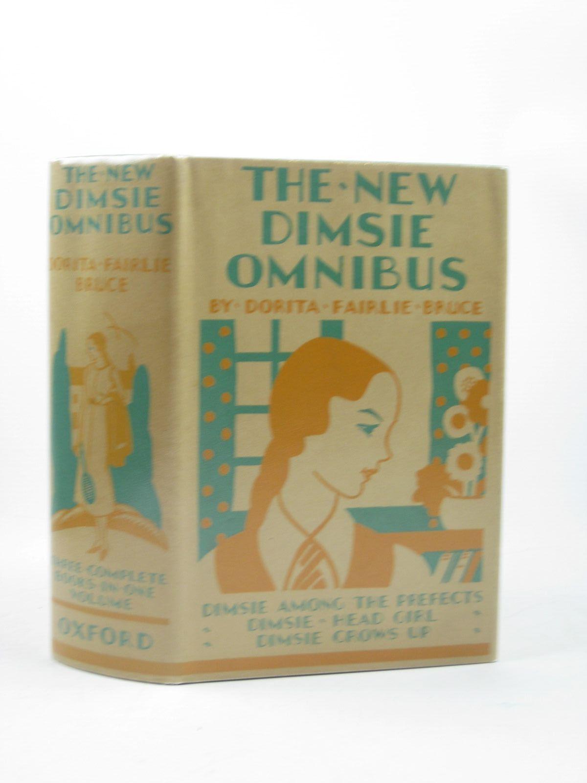 Photo of THE NEW DIMSIE OMNIBUS