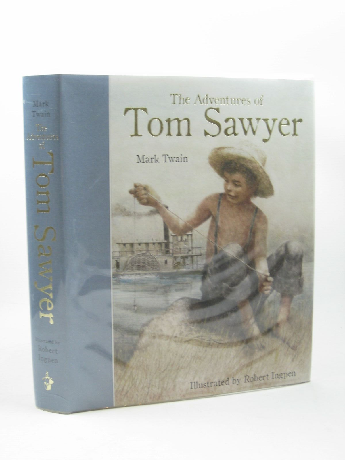 Photo of THE ADVENTURES OF TOM SAWYER written by Twain, Mark illustrated by Ingpen, Robert published by Templar Publishing (STOCK CODE: 1312655)  for sale by Stella & Rose's Books