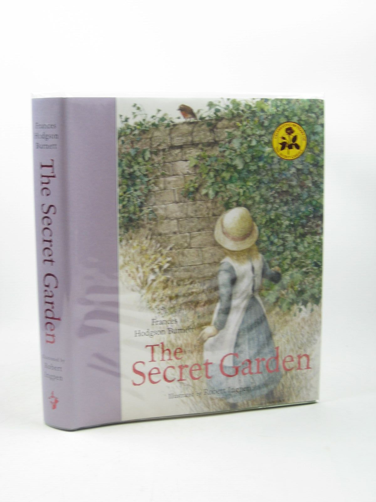 Photo of THE SECRET GARDEN written by Burnett, Frances Hodgson illustrated by Ingpen, Robert published by Templar Publishing (STOCK CODE: 1312656)  for sale by Stella & Rose's Books