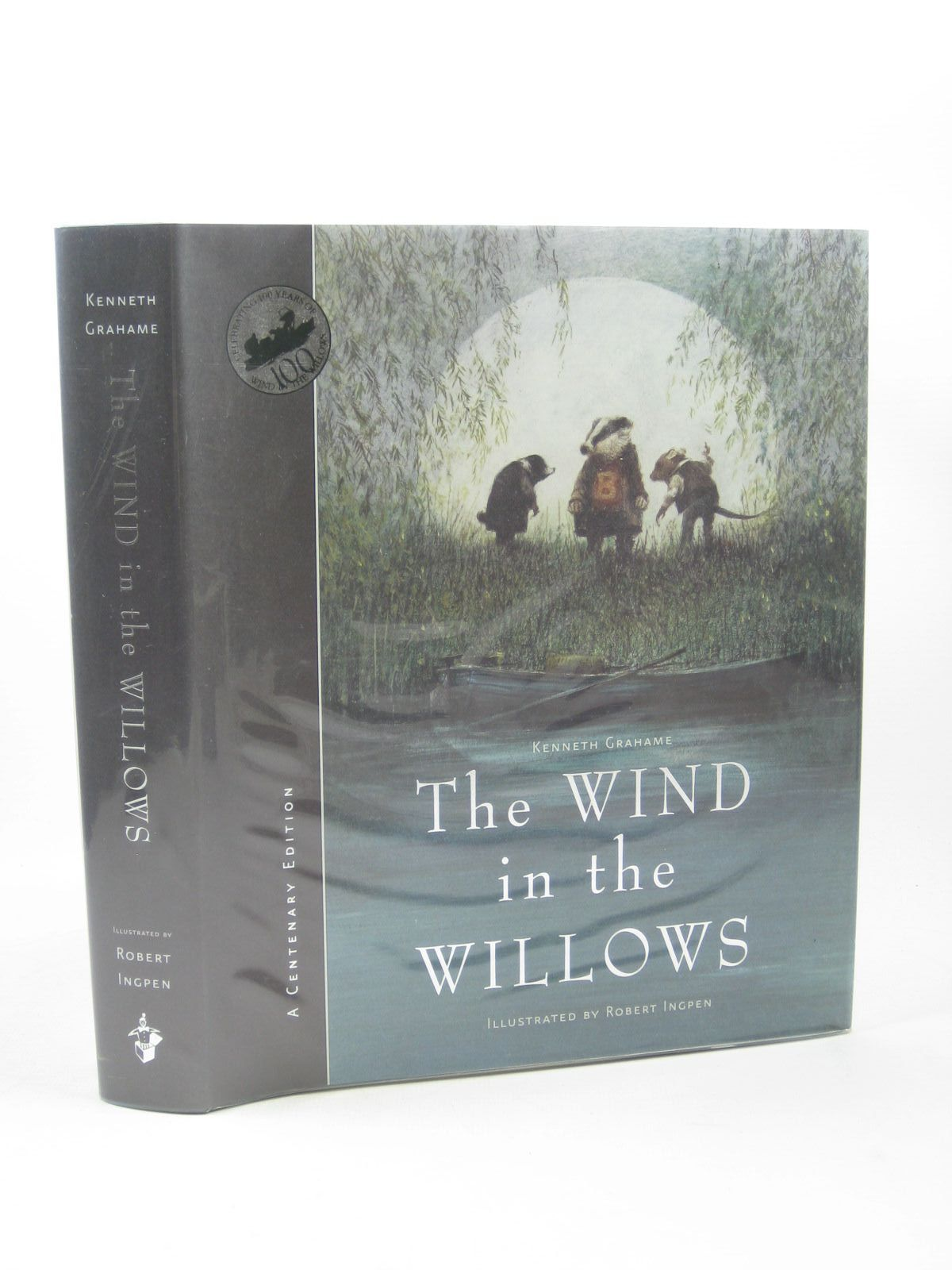 Photo of THE WIND IN THE WILLOWS written by Grahame, Kenneth illustrated by Ingpen, Robert published by Templar Publishing (STOCK CODE: 1312658)  for sale by Stella & Rose's Books
