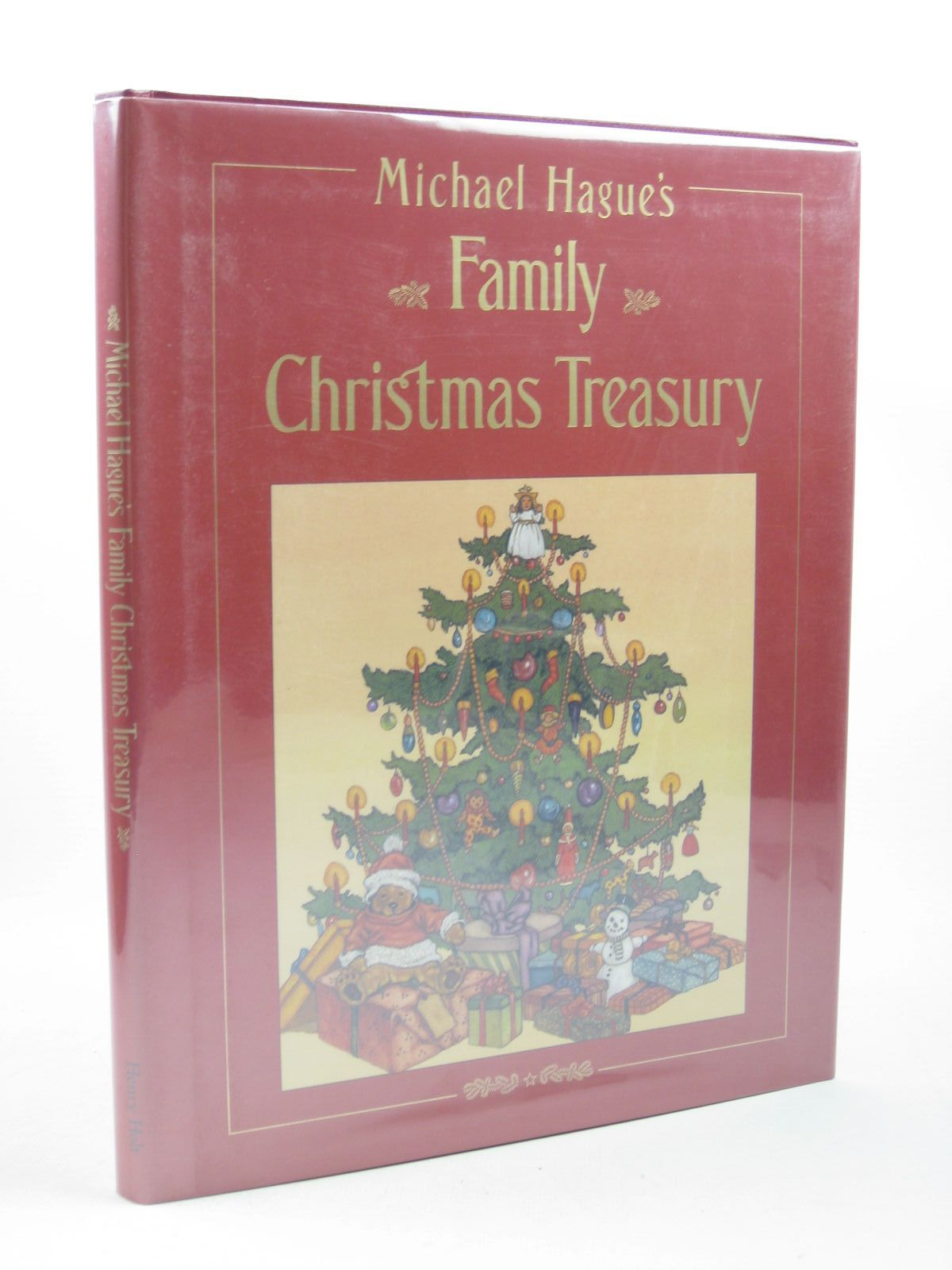 Photo of MICHAEL HAGUE'S FAMILY CHRISTMAS TREASURY illustrated by Hague, Michael published by Henry Holt And Company, Inc. (STOCK CODE: 1312695)  for sale by Stella & Rose's Books