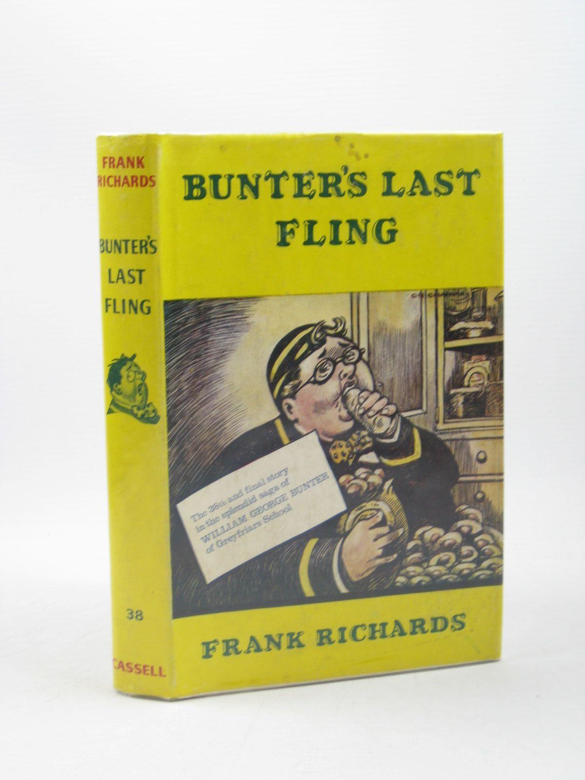 Photo of BUNTER'S LAST FLING