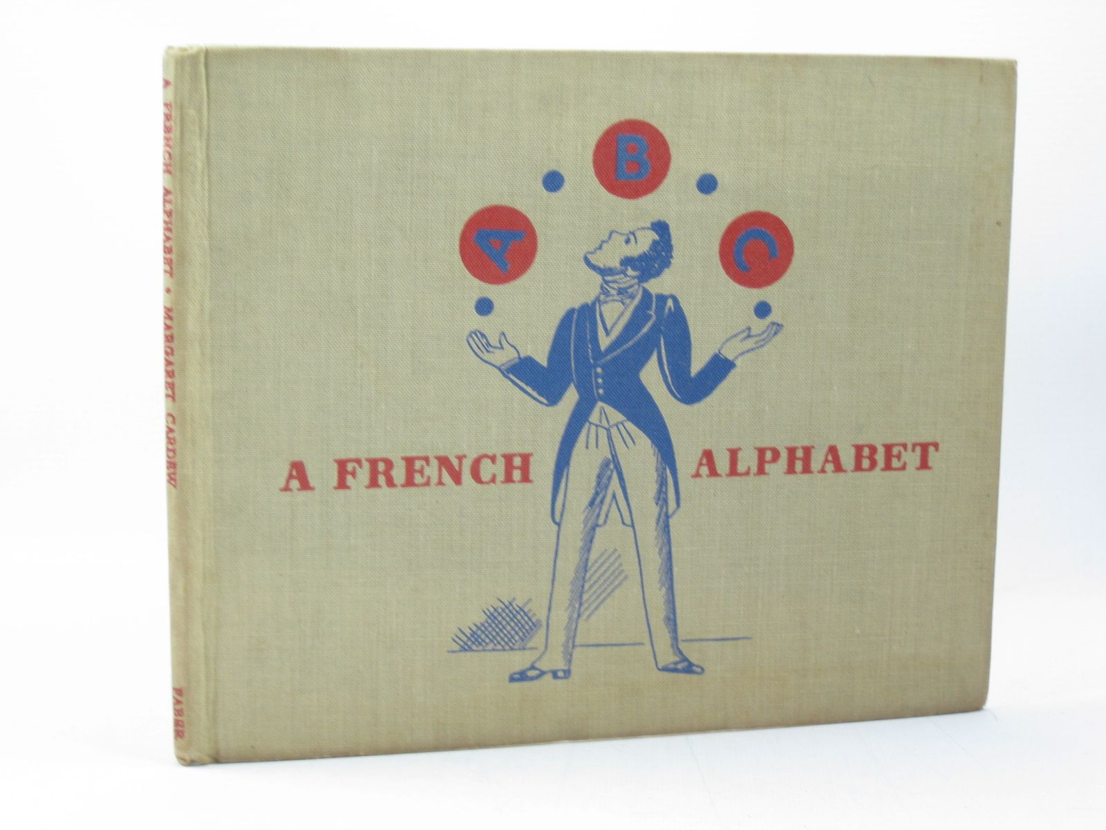 Photo of A FRENCH ALPHABET