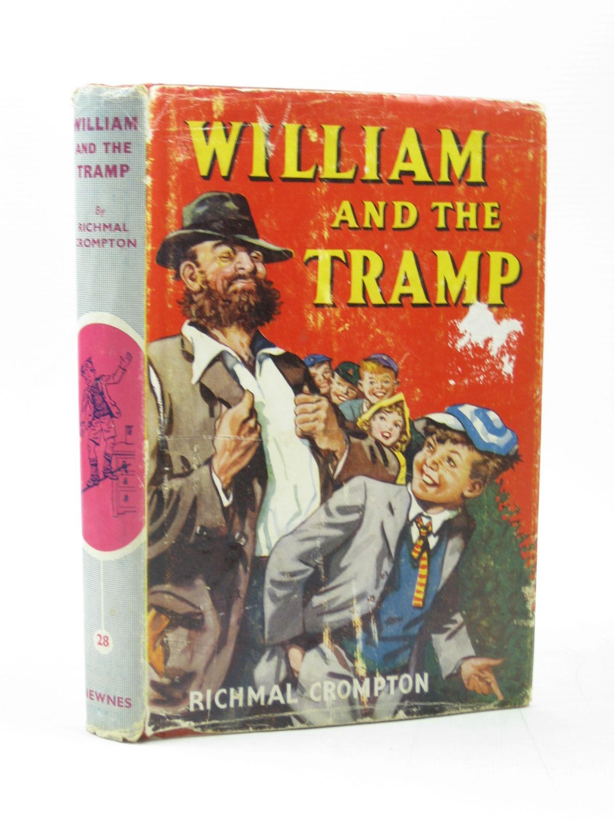 Photo of WILLIAM AND THE TRAMP
