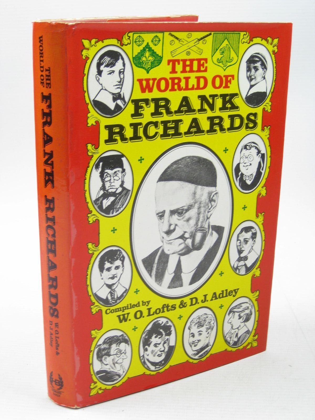 Photo of THE WORLD OF FRANK RICHARDS