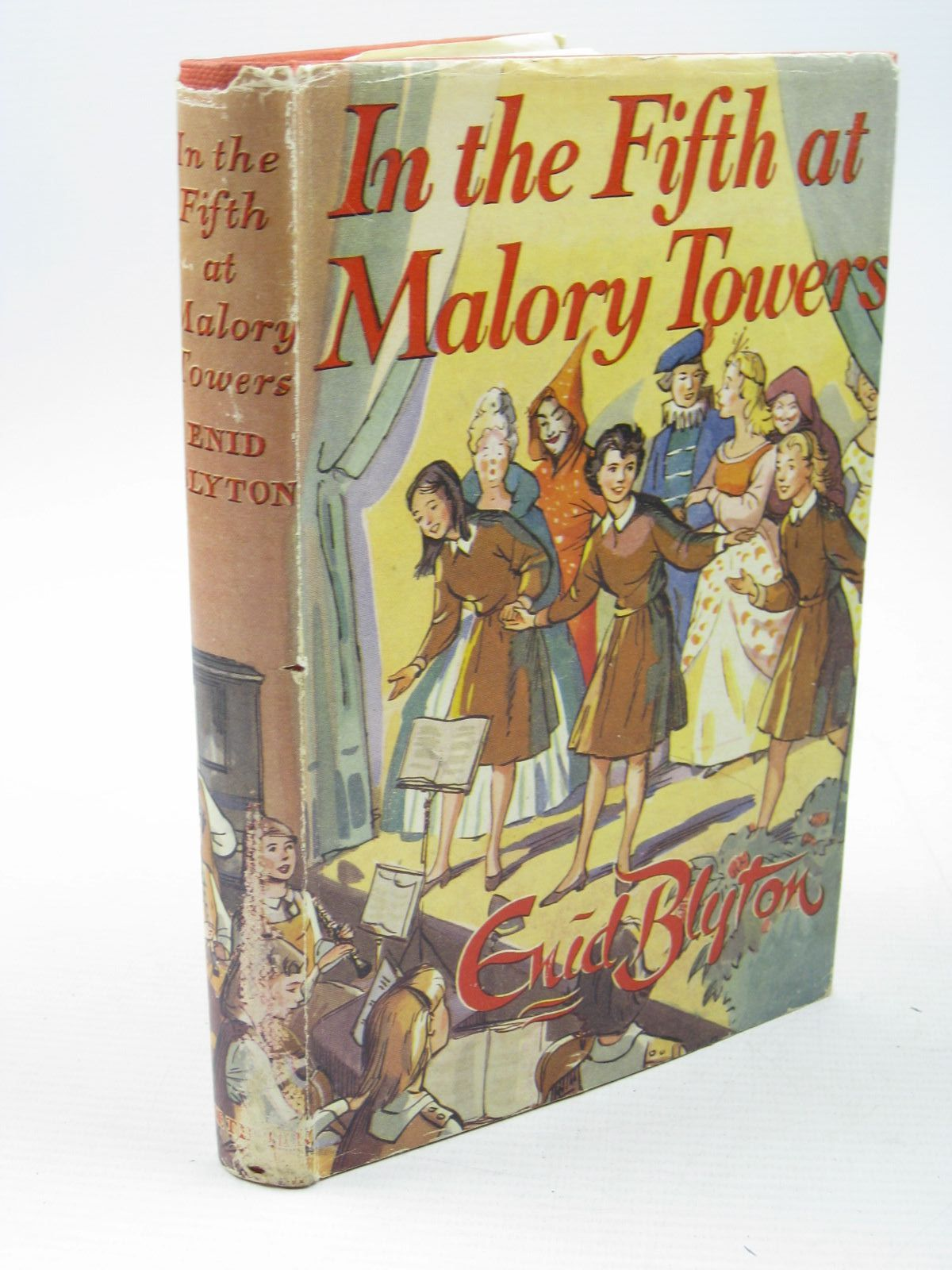 Photo of IN THE FIFTH AT MALORY TOWERS written by Blyton, Enid illustrated by Lloyd, Stanley published by Methuen & Co. Ltd. (STOCK CODE: 1313131)  for sale by Stella & Rose's Books