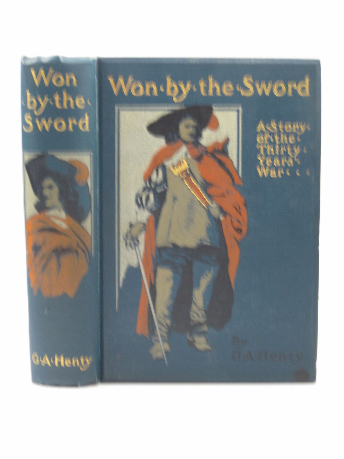 Photo of WON BY THE SWORD