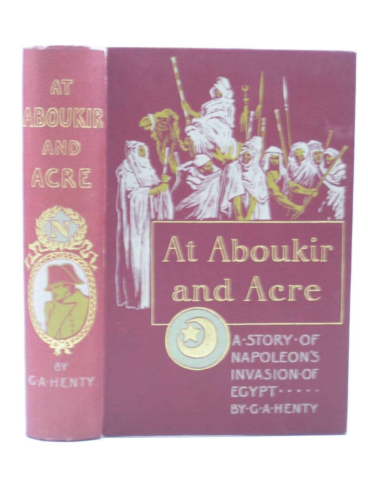Photo of AT ABOUKIR AND ACRE