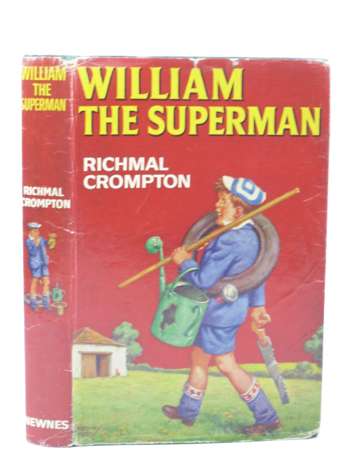 Photo of WILLIAM THE SUPERMAN