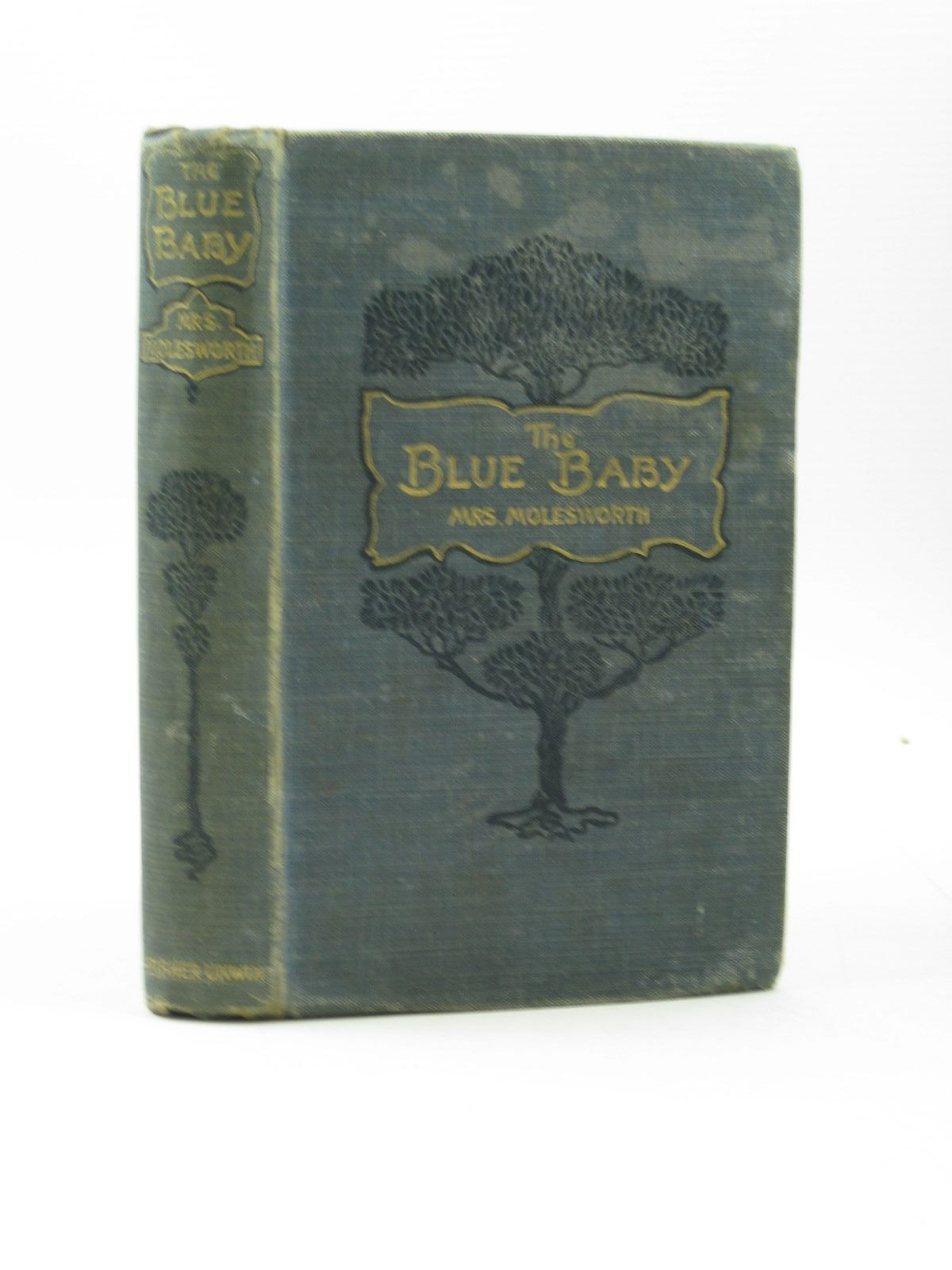 Photo of THE BLUE BABY AND OTHER STORIES written by Molesworth, Mrs. illustrated by Forster, Maud C. published by T. Fisher Unwin (STOCK CODE: 1313178)  for sale by Stella & Rose's Books