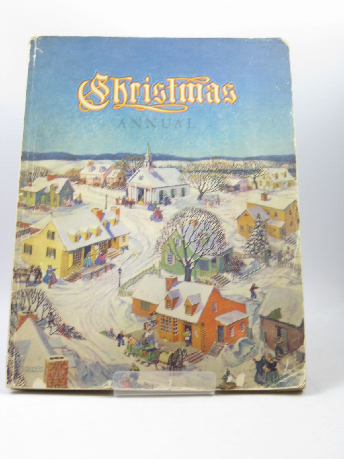 Photo of CHRISTMAS VOLUME ELEVEN written by Haugan, Randolph E.<br />Lenski, Lois<br />Rossetti, Christina<br />et al, illustrated by Lenski, Lois<br />Booth, Franklin<br />et al., published by Augsburg Publishing House (STOCK CODE: 1313219)  for sale by Stella & Rose's Books