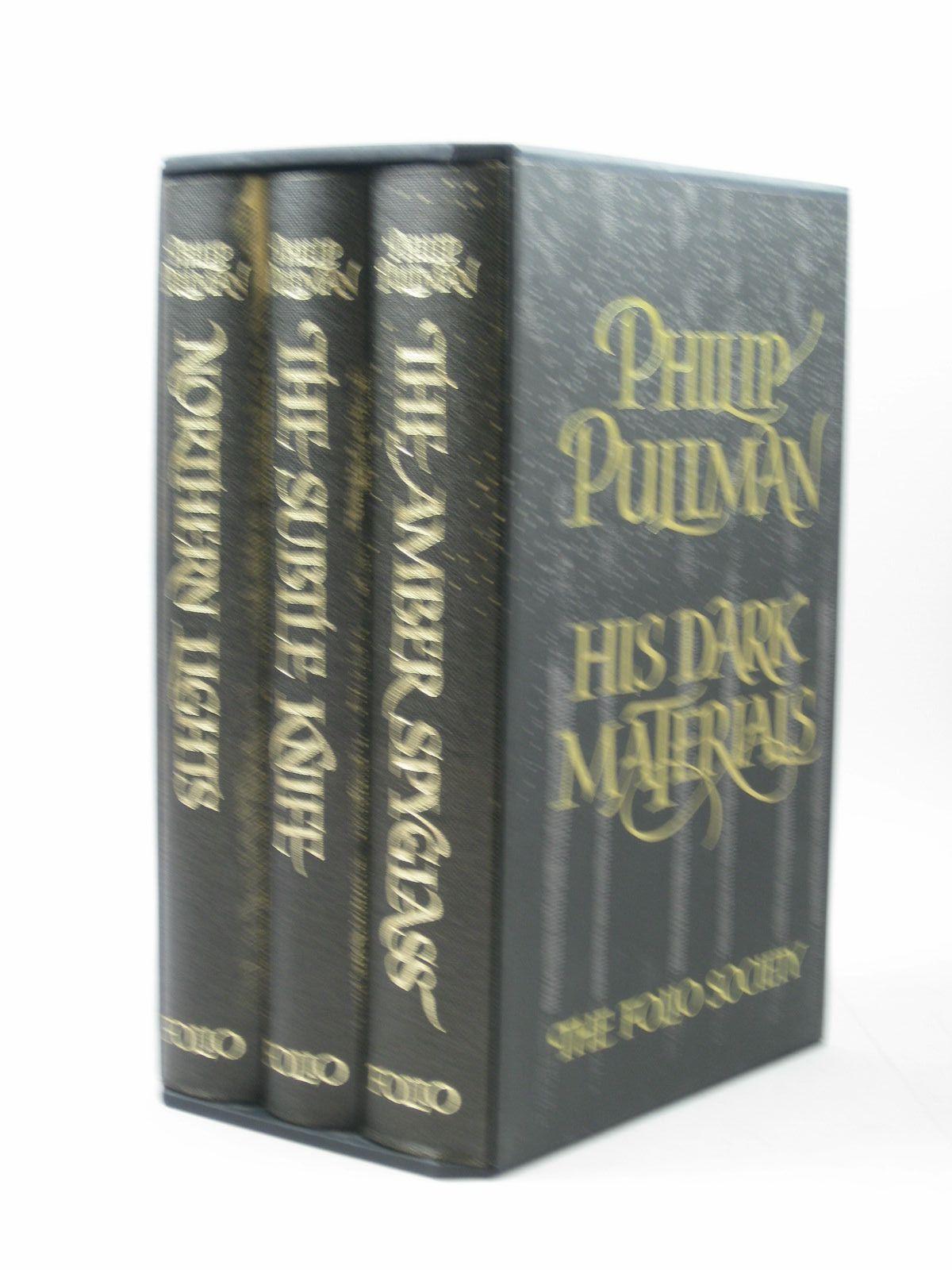 His Dark Materials (3 Volumes)
