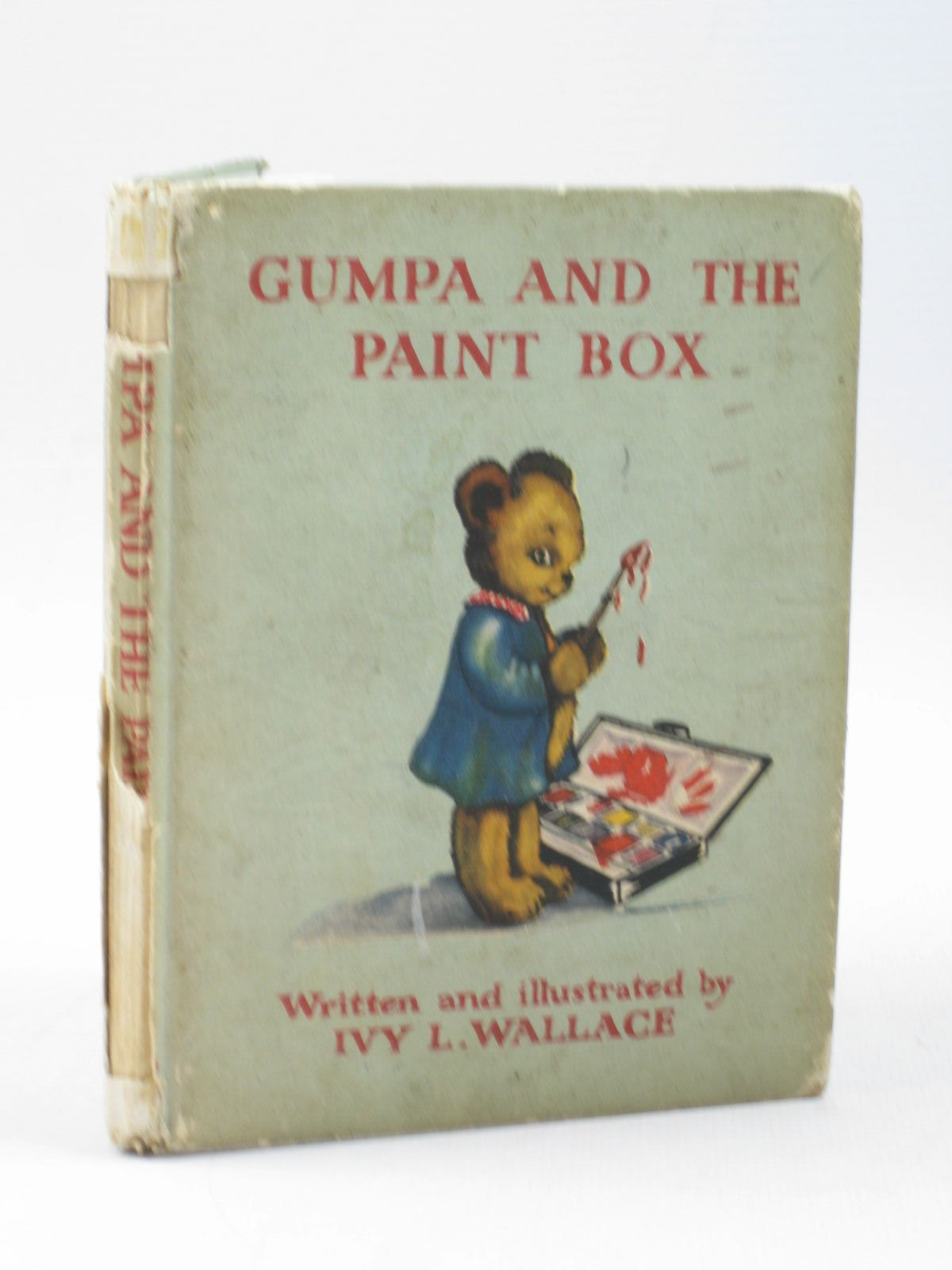 Photo of GUMPA AND THE PAINT BOX