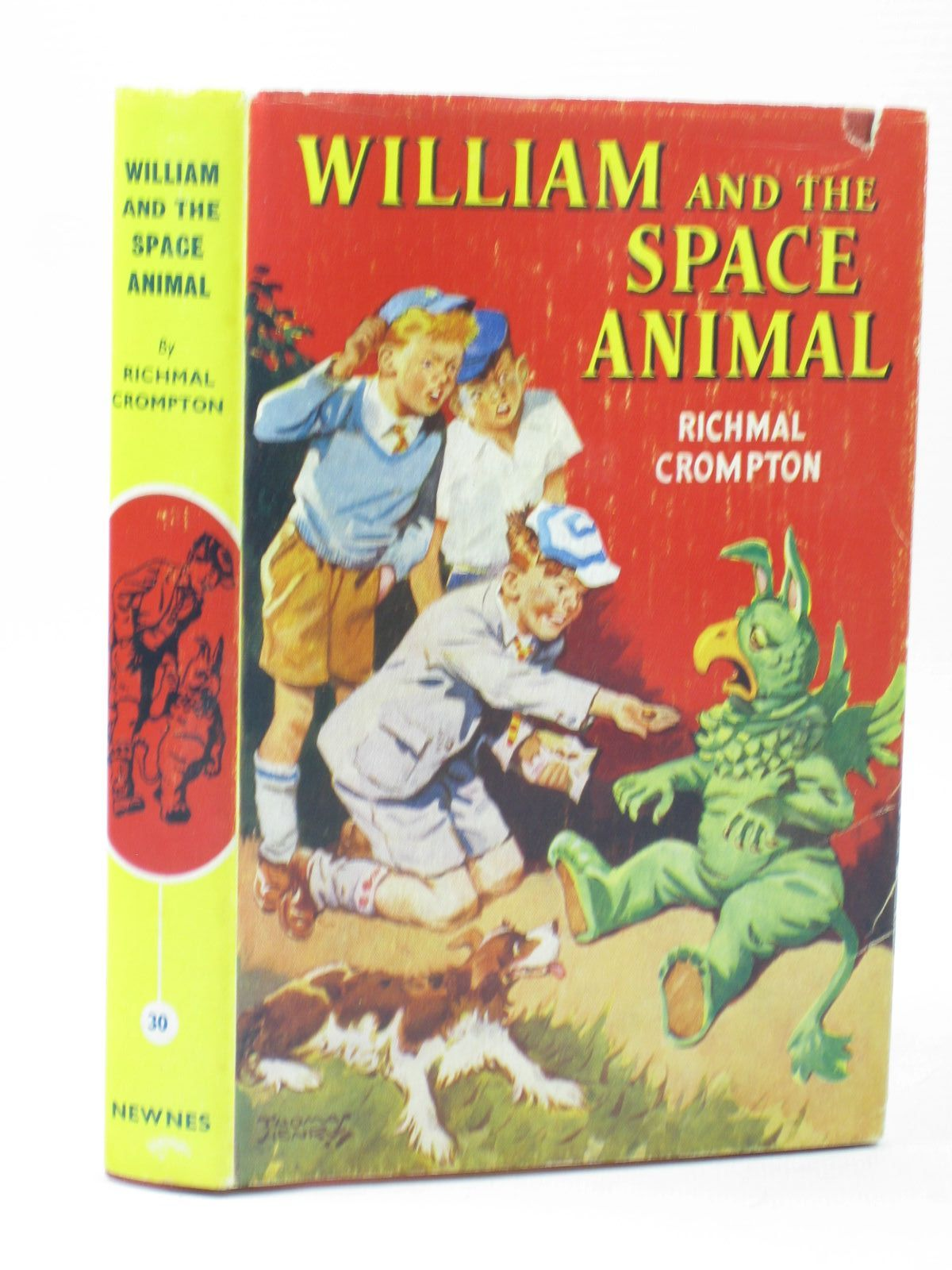 Photo of WILLIAM AND THE SPACE ANIMAL