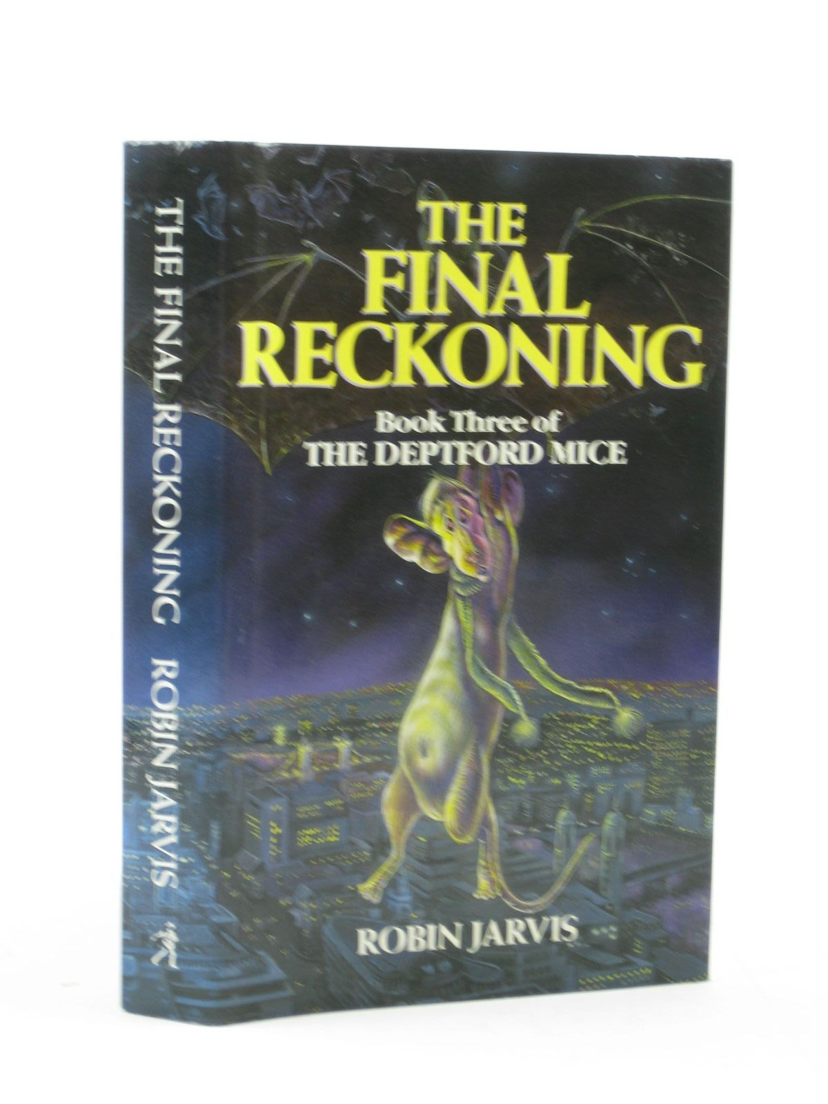 Photo of THE FINAL RECKONING written by Jarvis, Robin illustrated by Jarvis, Robin published by Simon & Schuster Young Books (STOCK CODE: 1313396)  for sale by Stella & Rose's Books