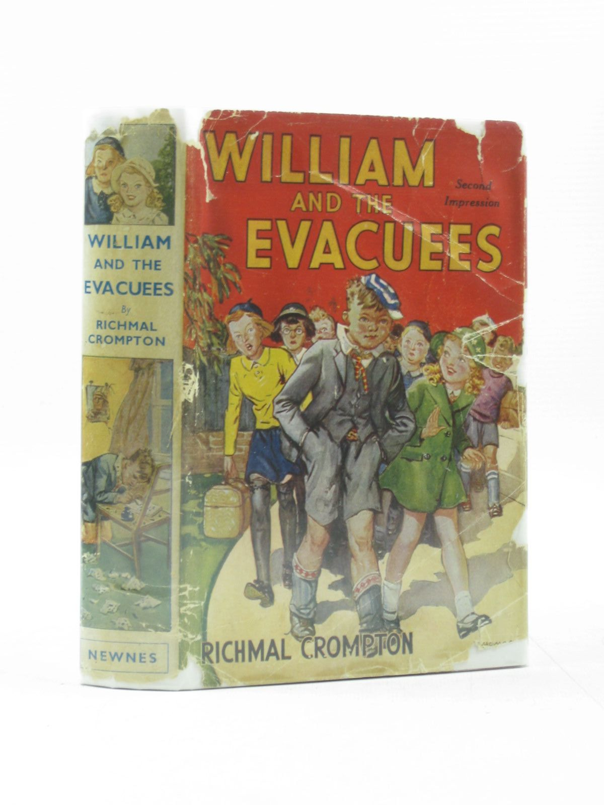 Photo of WILLIAM AND THE EVACUEES
