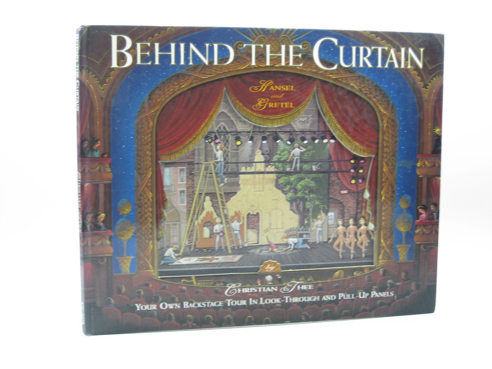 Photo of BEHIND THE CURTAIN