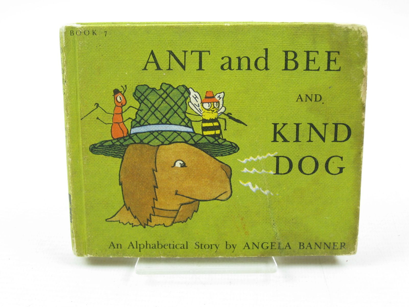 Photo of ANT AND BEE AND KIND DOG