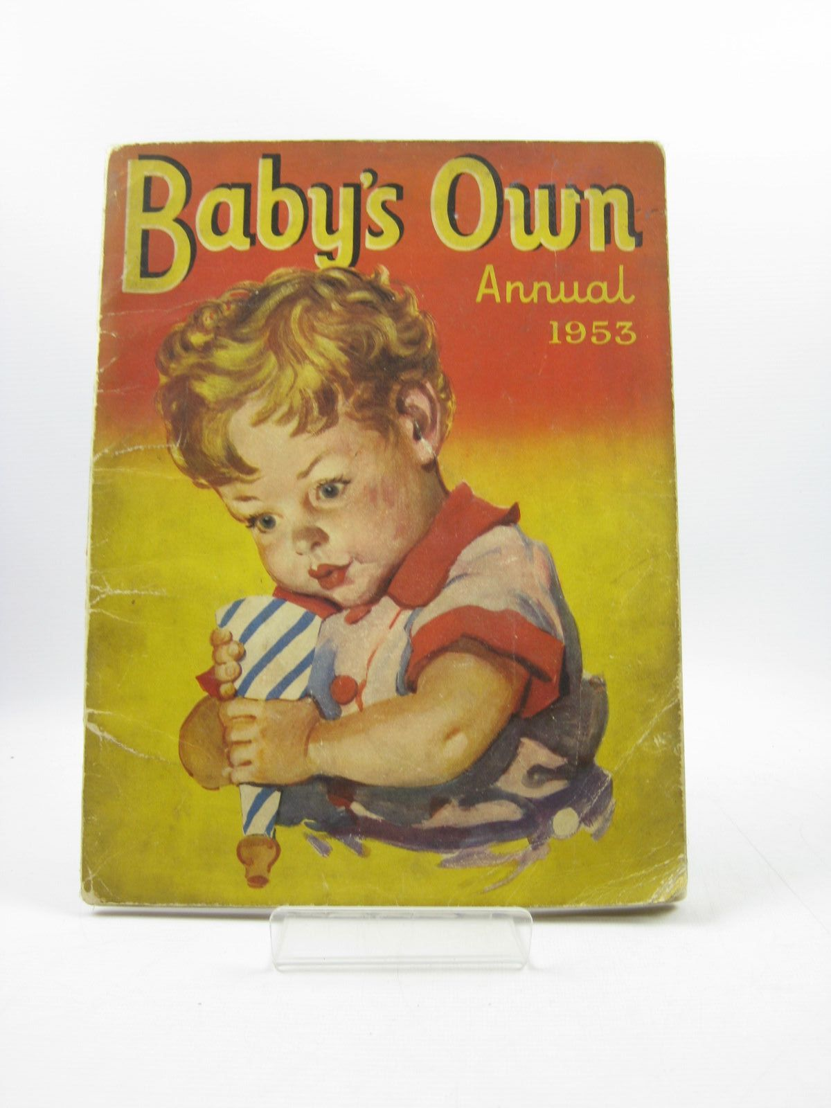 Photo of BABY'S OWN ANNUAL 1953