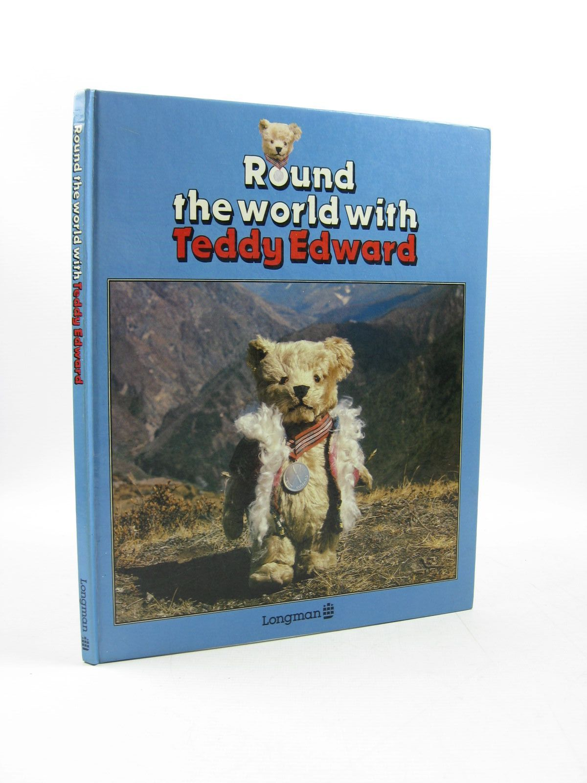 Photo of ROUND THE WORLD WITH TEDDY EDWARD