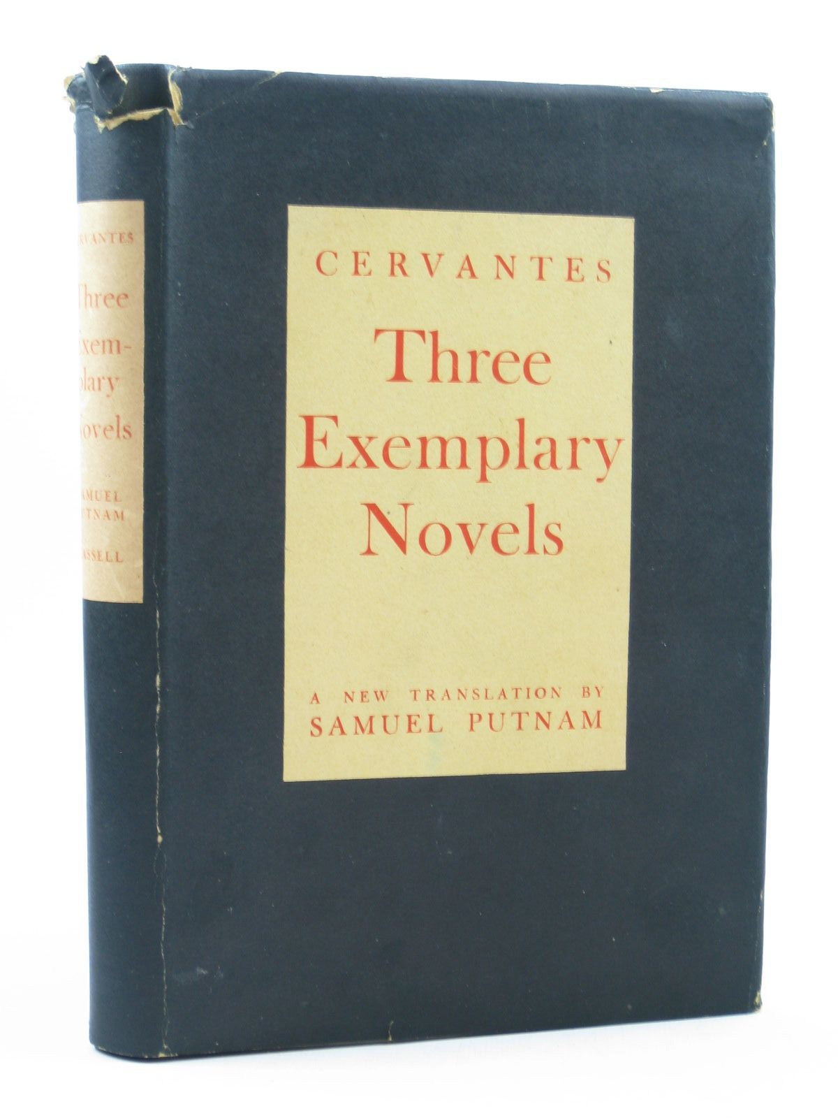 The Exemplary Novels [Illustrated]